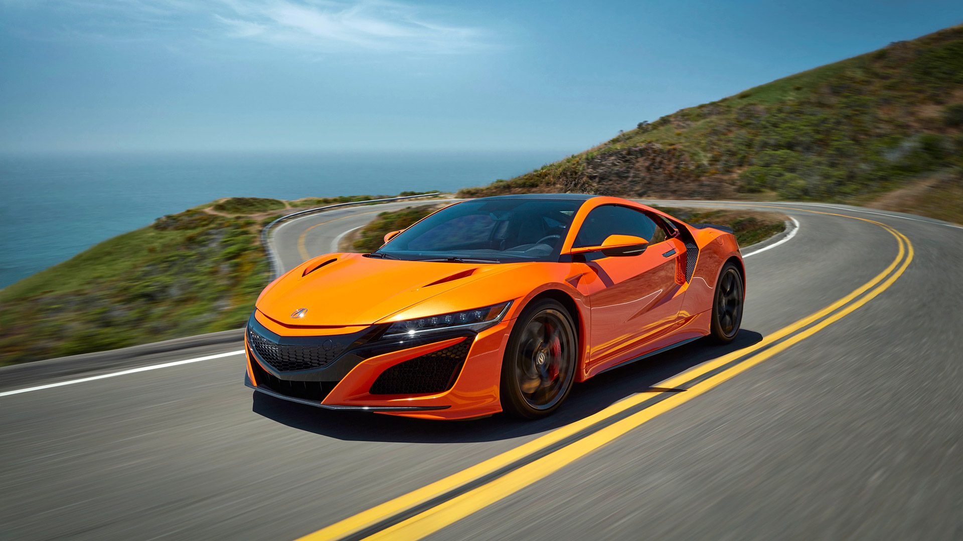 Acura Nsx Wallpapers Top Free Acura Nsx Backgrounds Wallpaperaccess
