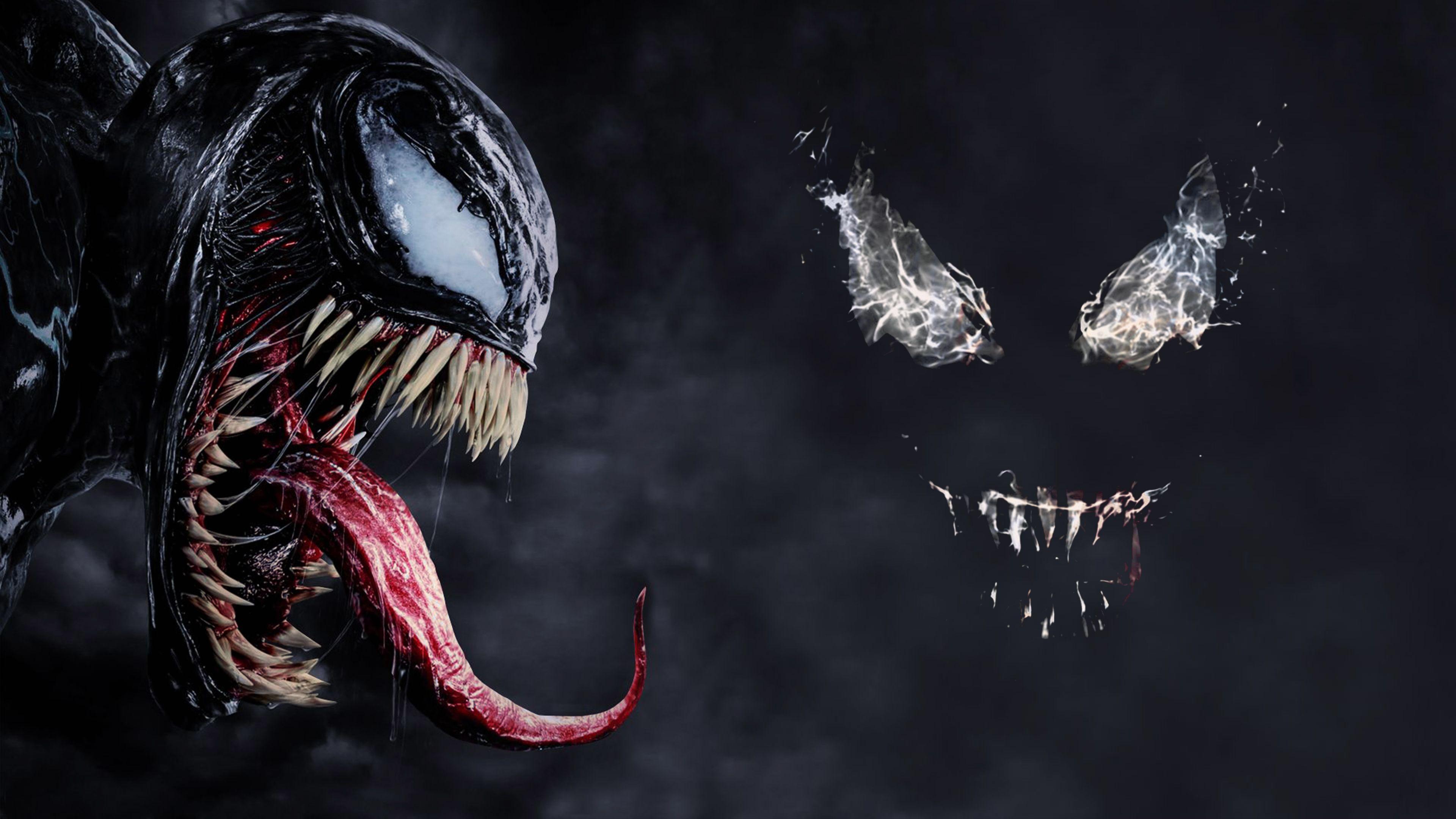 Venom Desktop Wallpapers Top Free Venom Desktop Backgrounds