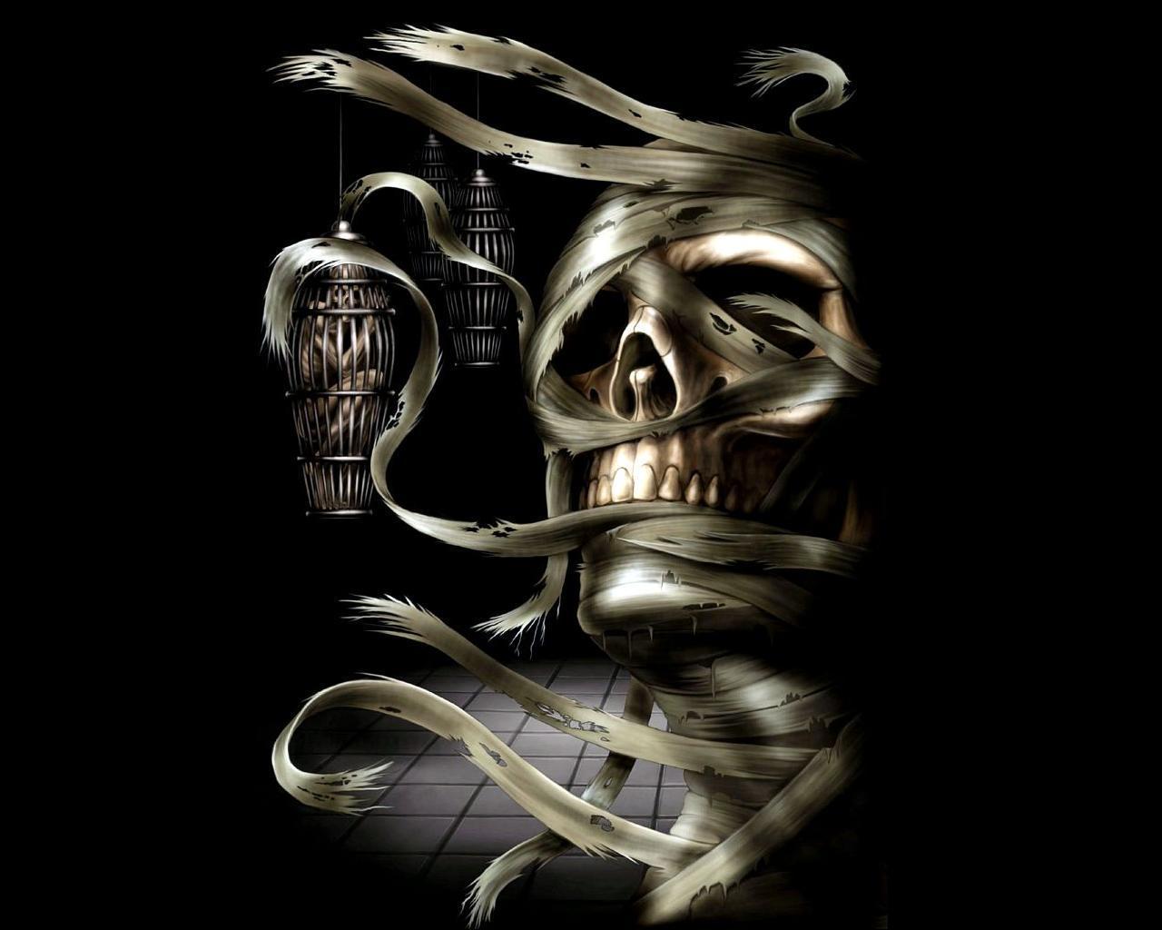 Gangsta Skull Wallpapers - Top Free Gangsta Skull ...