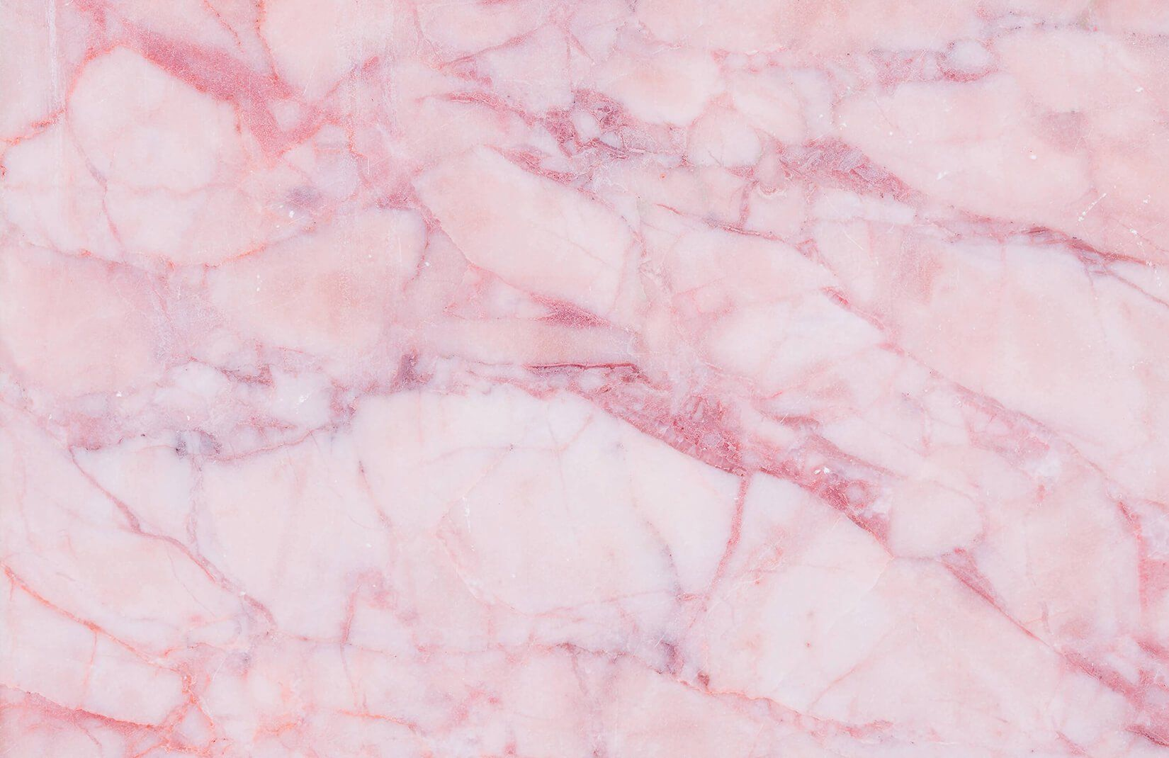 Pastel Pink Marble Laptop Wallpaper