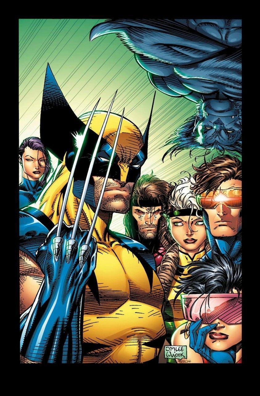 X-Men Wolverine iPhone Wallpapers - Top Free X-Men ...