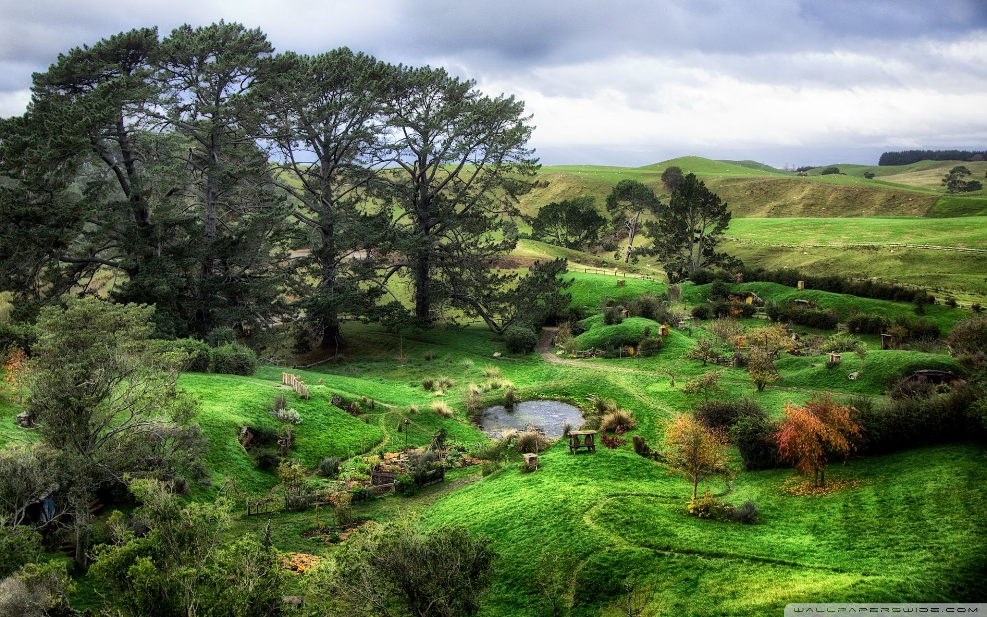 The Shire Wallpapers - Top Free The Shire Backgrounds - WallpaperAccess