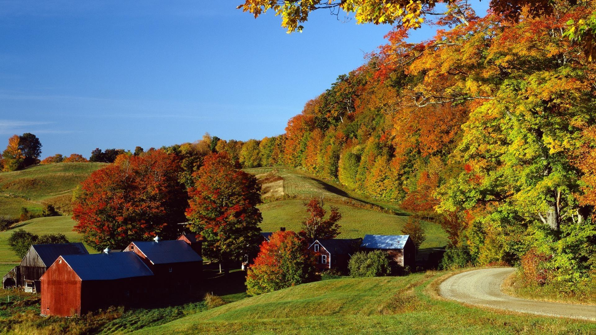 Autumn In Vermont Wallpapers Top Free Autumn In Vermont