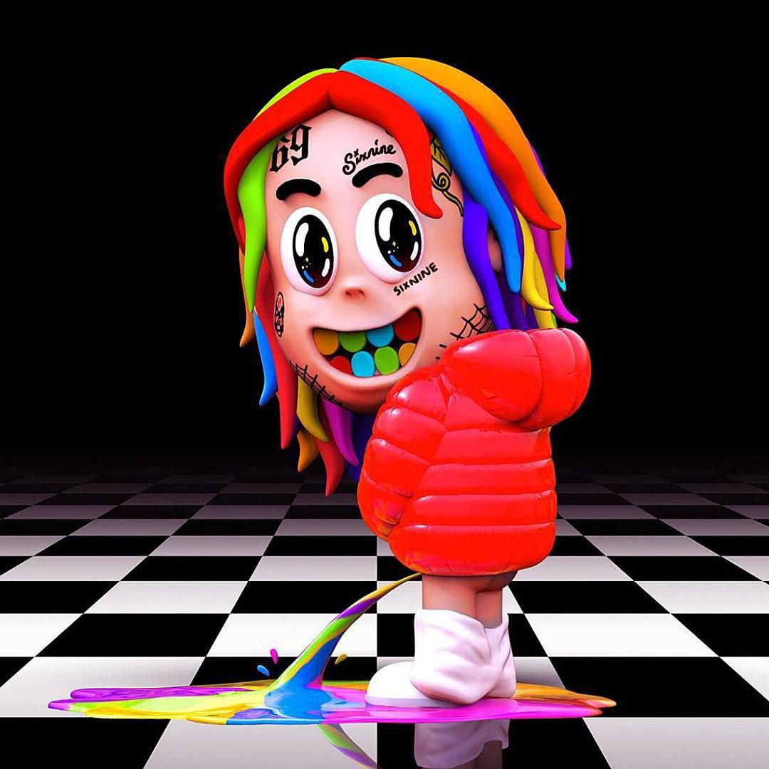 Cartoon 6ix9ine Wallpapers Top Free Cartoon 6ix9ine Backgrounds Wallpaperaccess