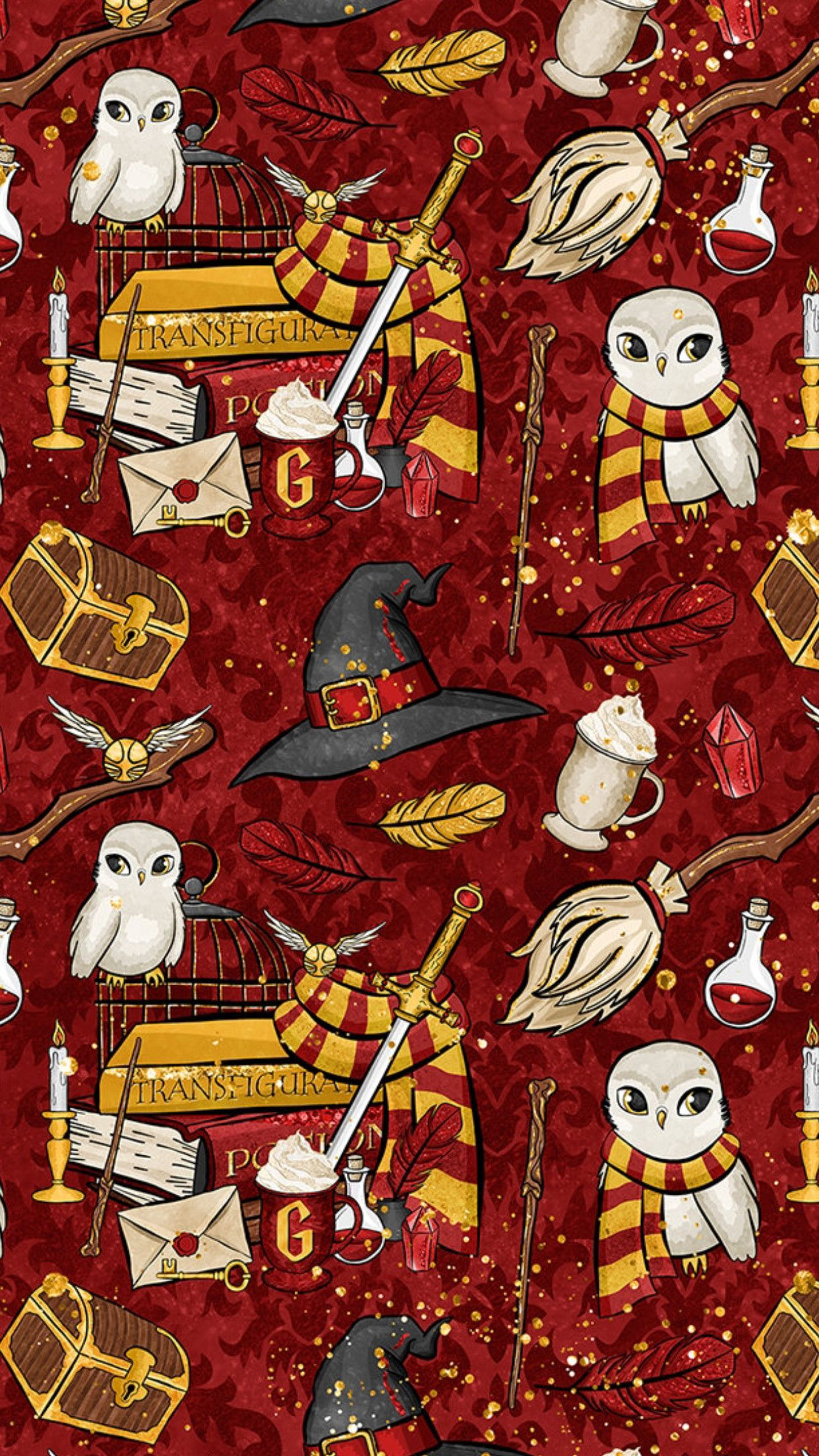 Harry Potter Marauders Map Wallpapers Top Free Harry Potter