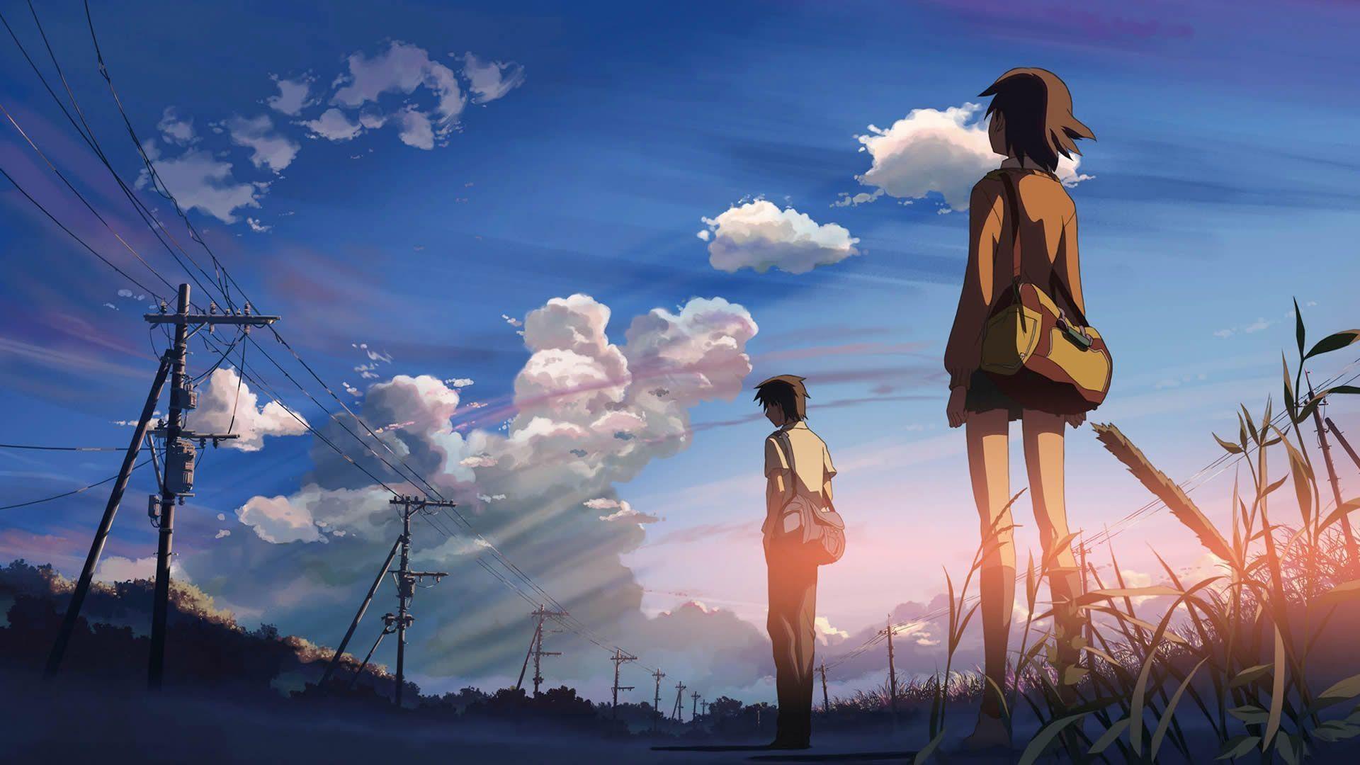 Aesthetic Anime Desktop Wallpapers