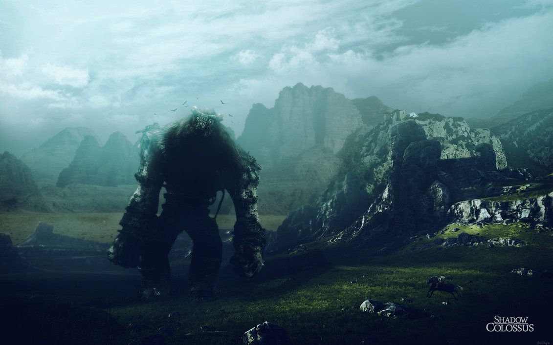 The Shadow Of Colossus Wallpapers Top Free The Shadow Of