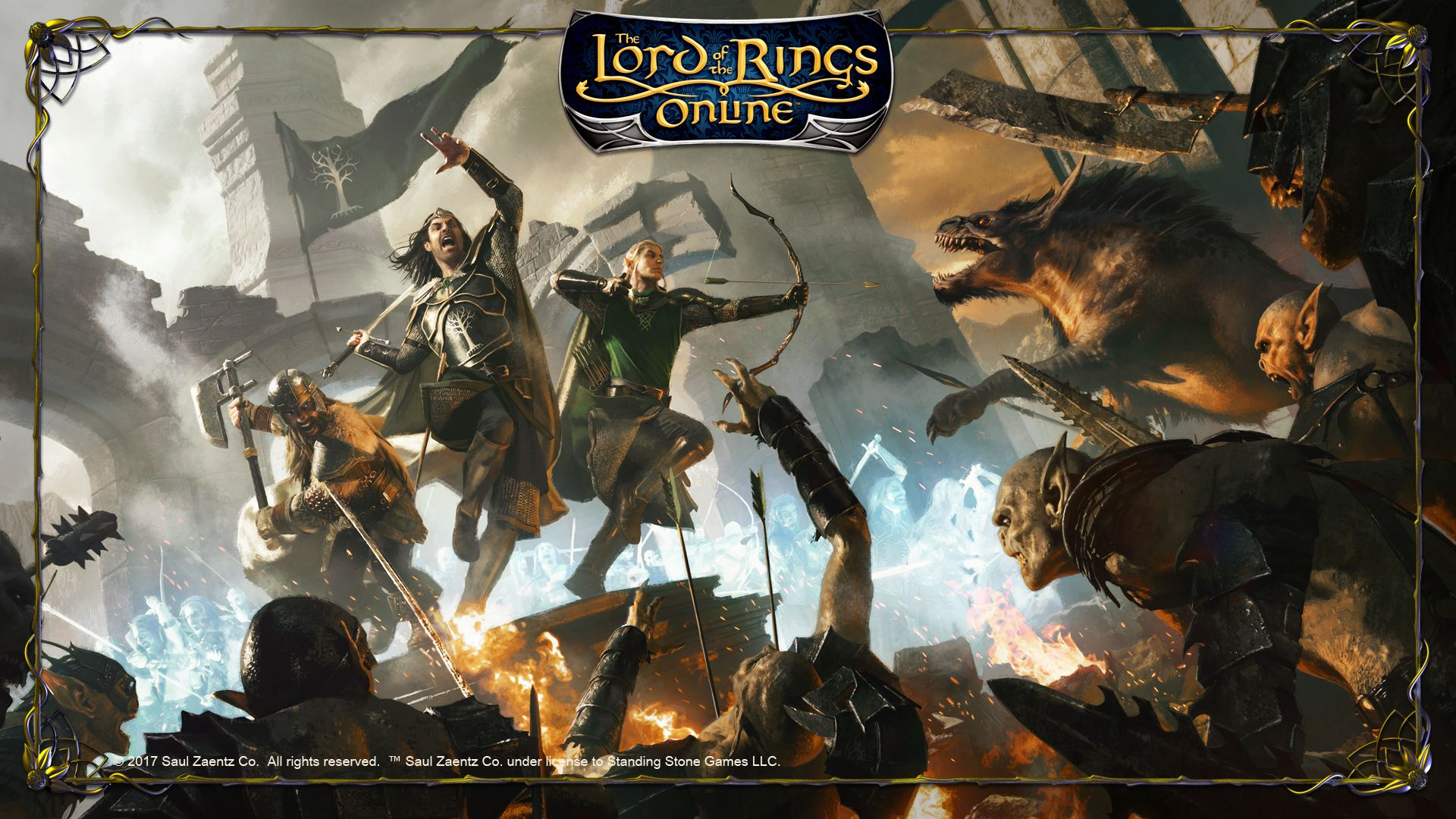 Lotro Wallpapers Top Free Lotro Backgrounds Wallpaperaccess