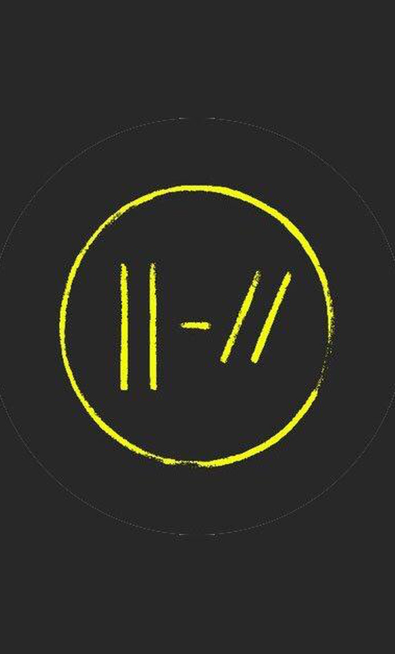 Twenty One Pilots Logo Iphone Wallpapers Top Free Twenty
