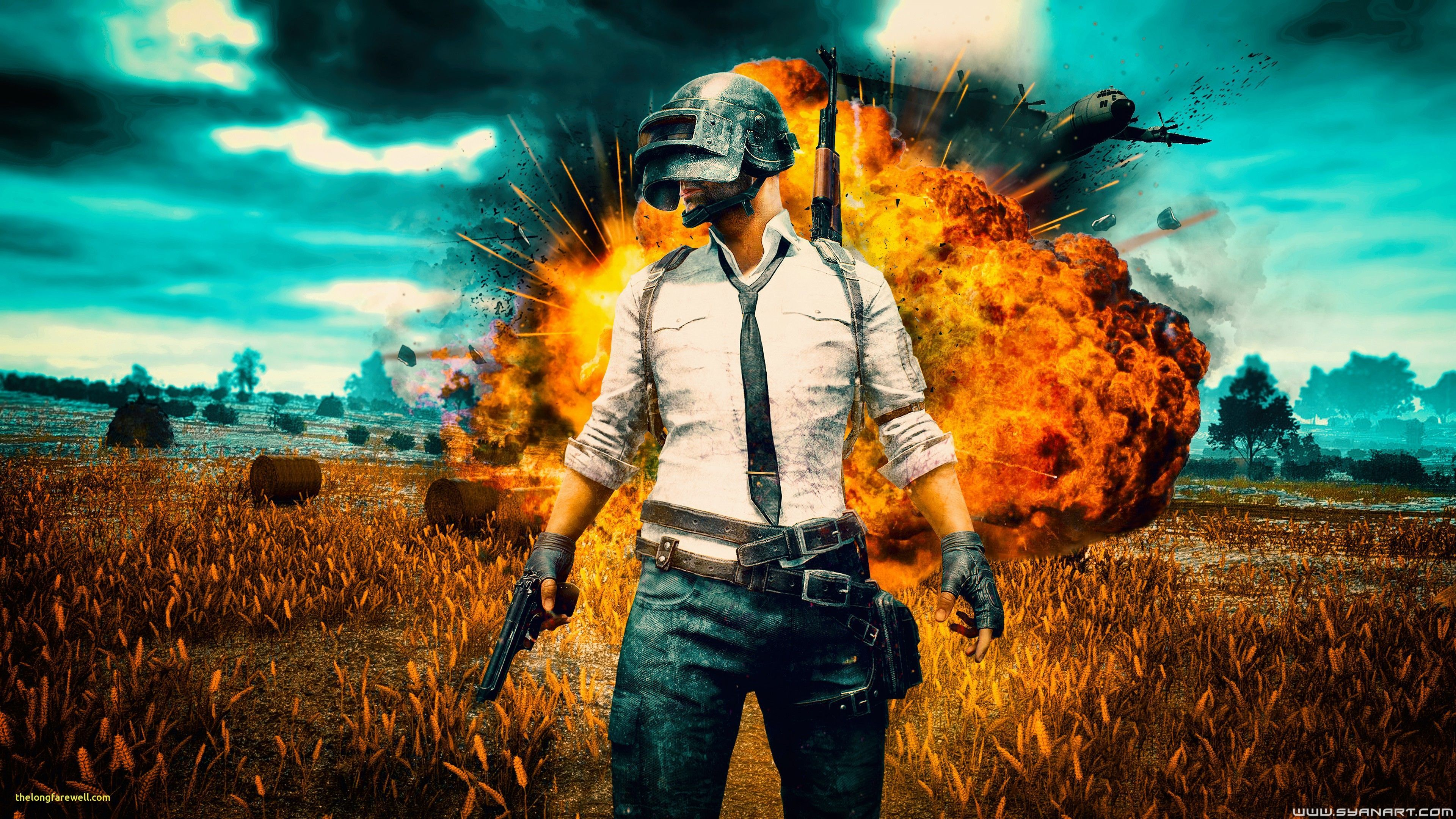 PUBG 4K Gaming Wallpapers