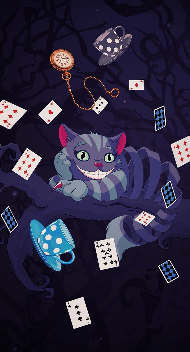 Alice In Wonderland Iphone Wallpapers Top Free Alice In Wonderland