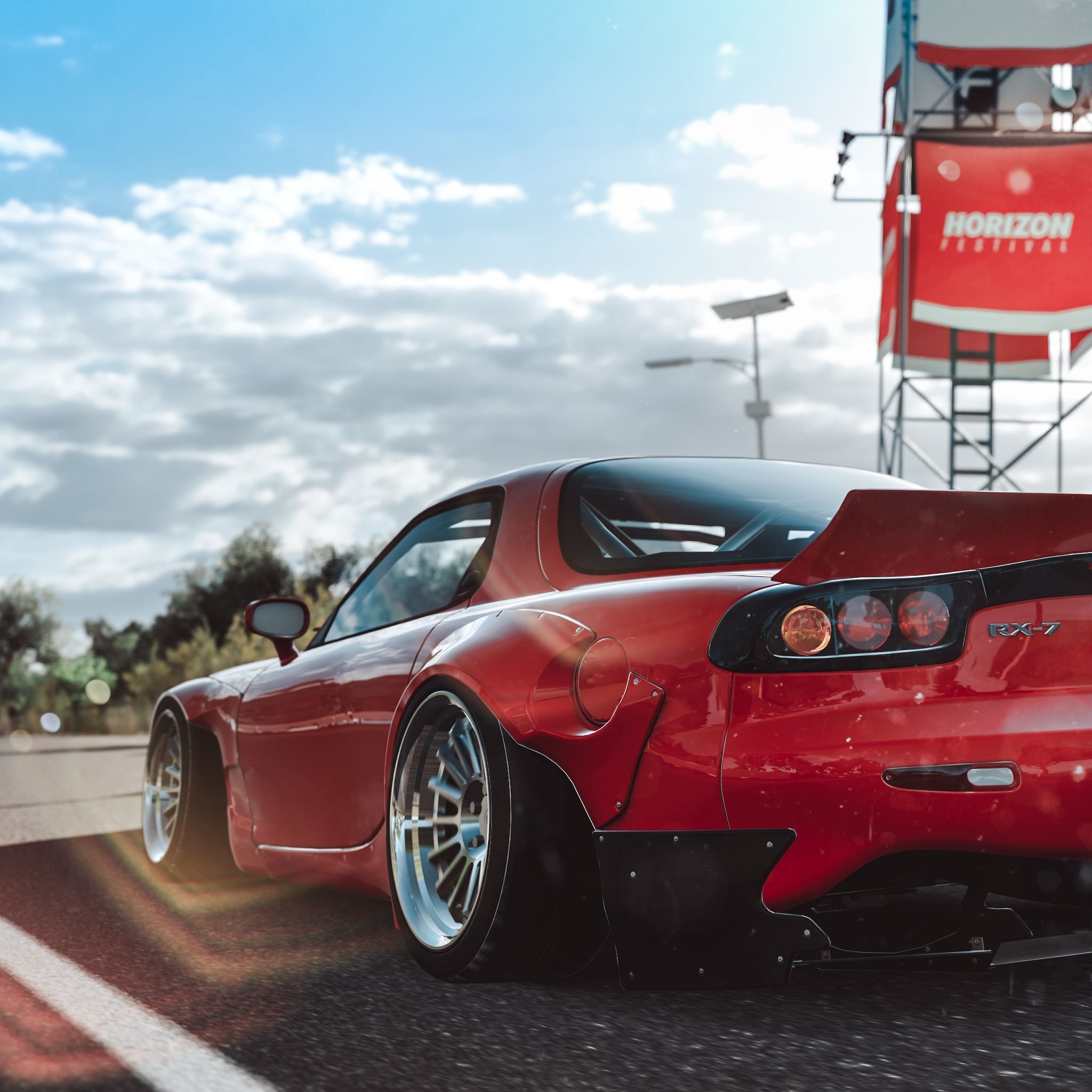 Top Free Rx7 4K Backgrounds