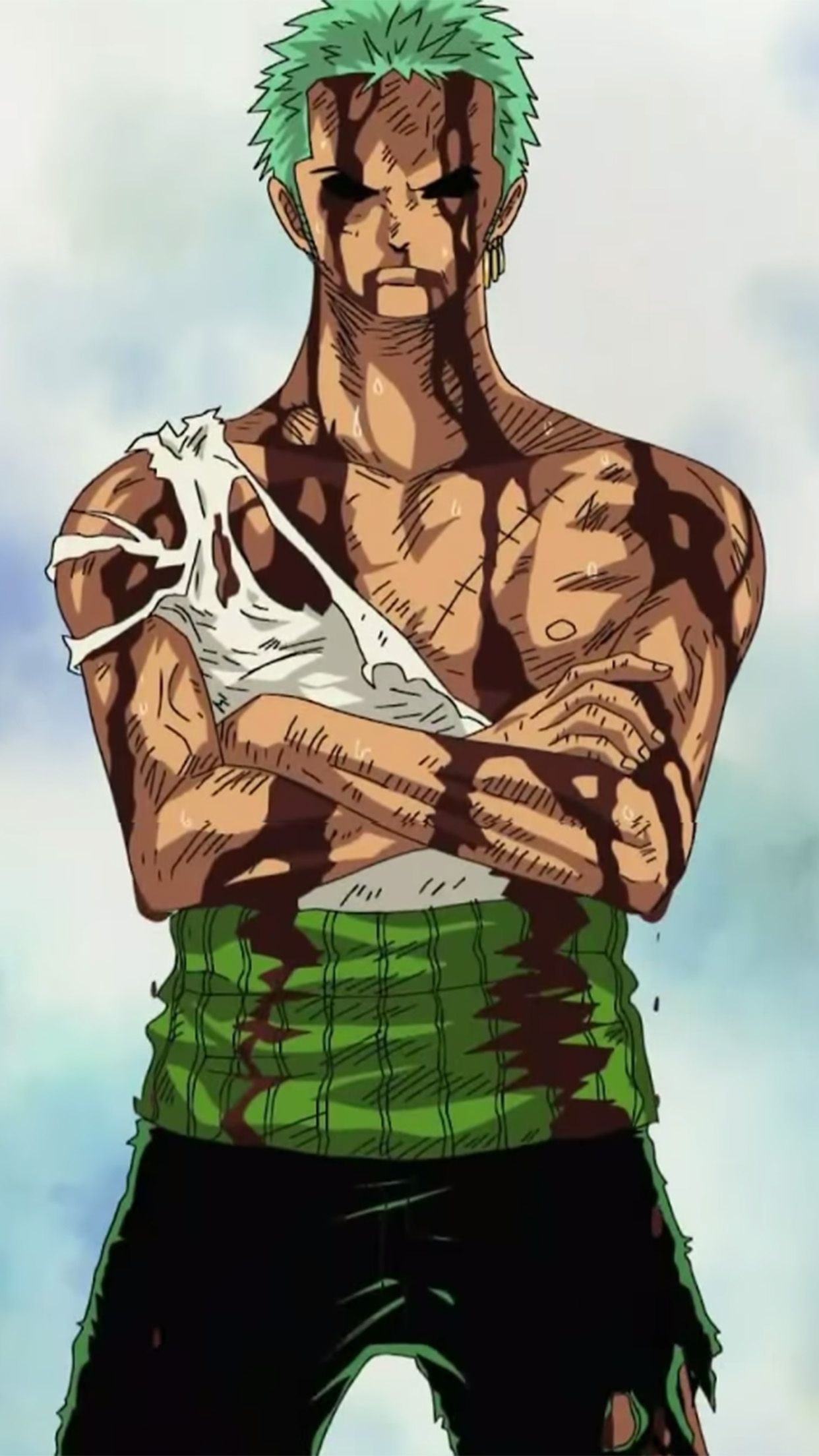 Zoro One Piece Wallpaper 4k Iphone Doraemon