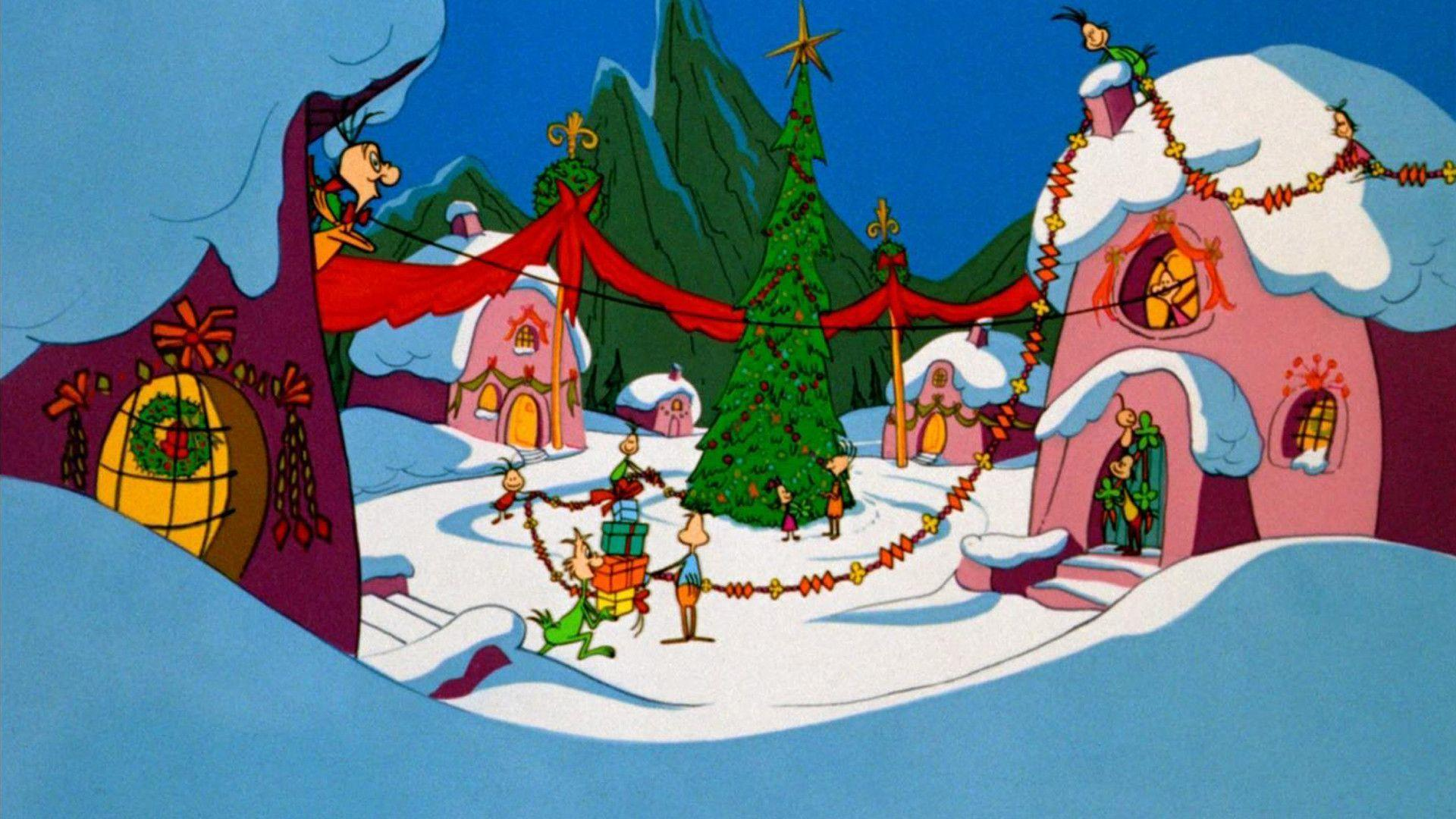 1067x800 Pictures From Whoville ...