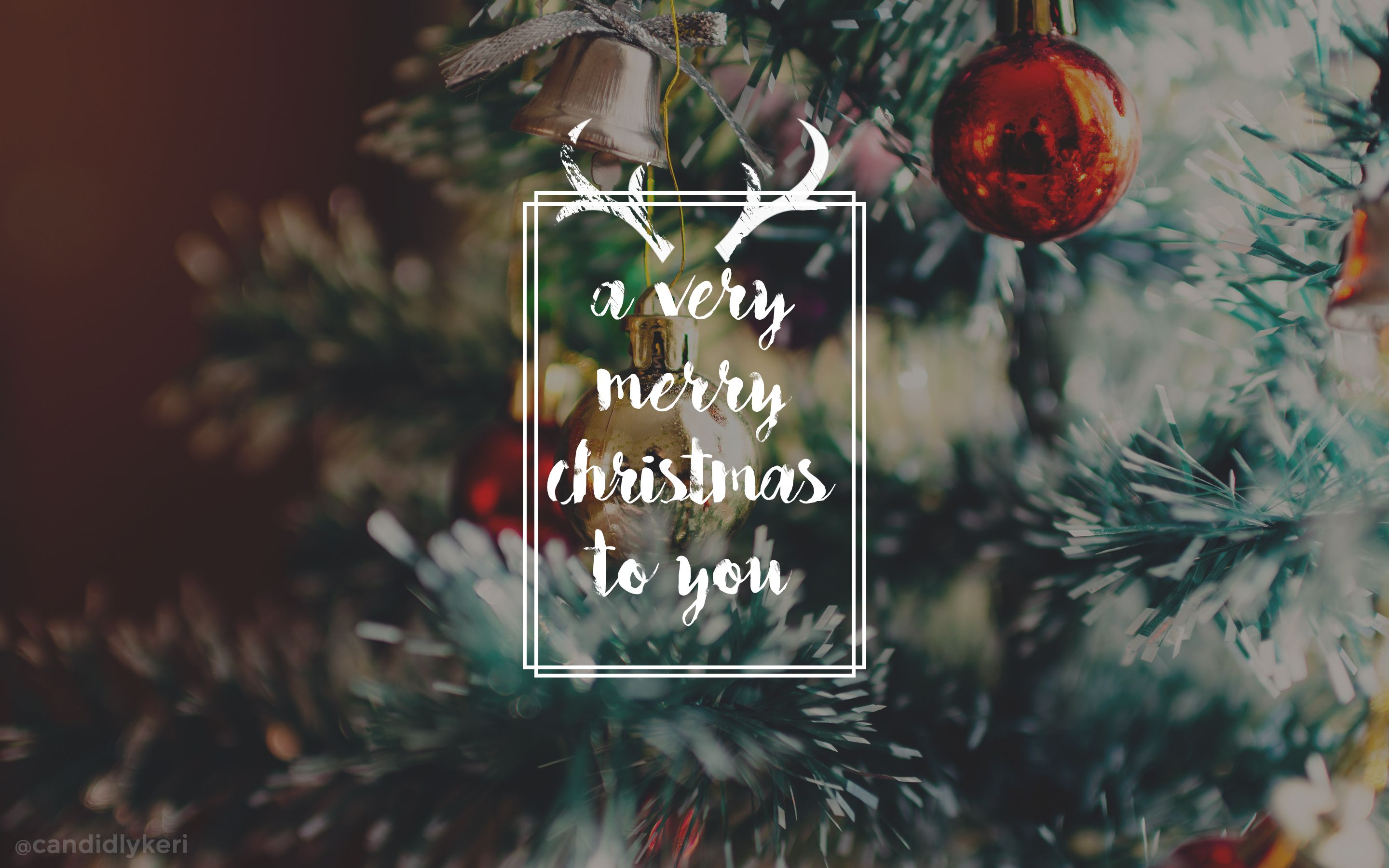 Christmas Aesthetic Tumblr Computer Wallpapers Top Free