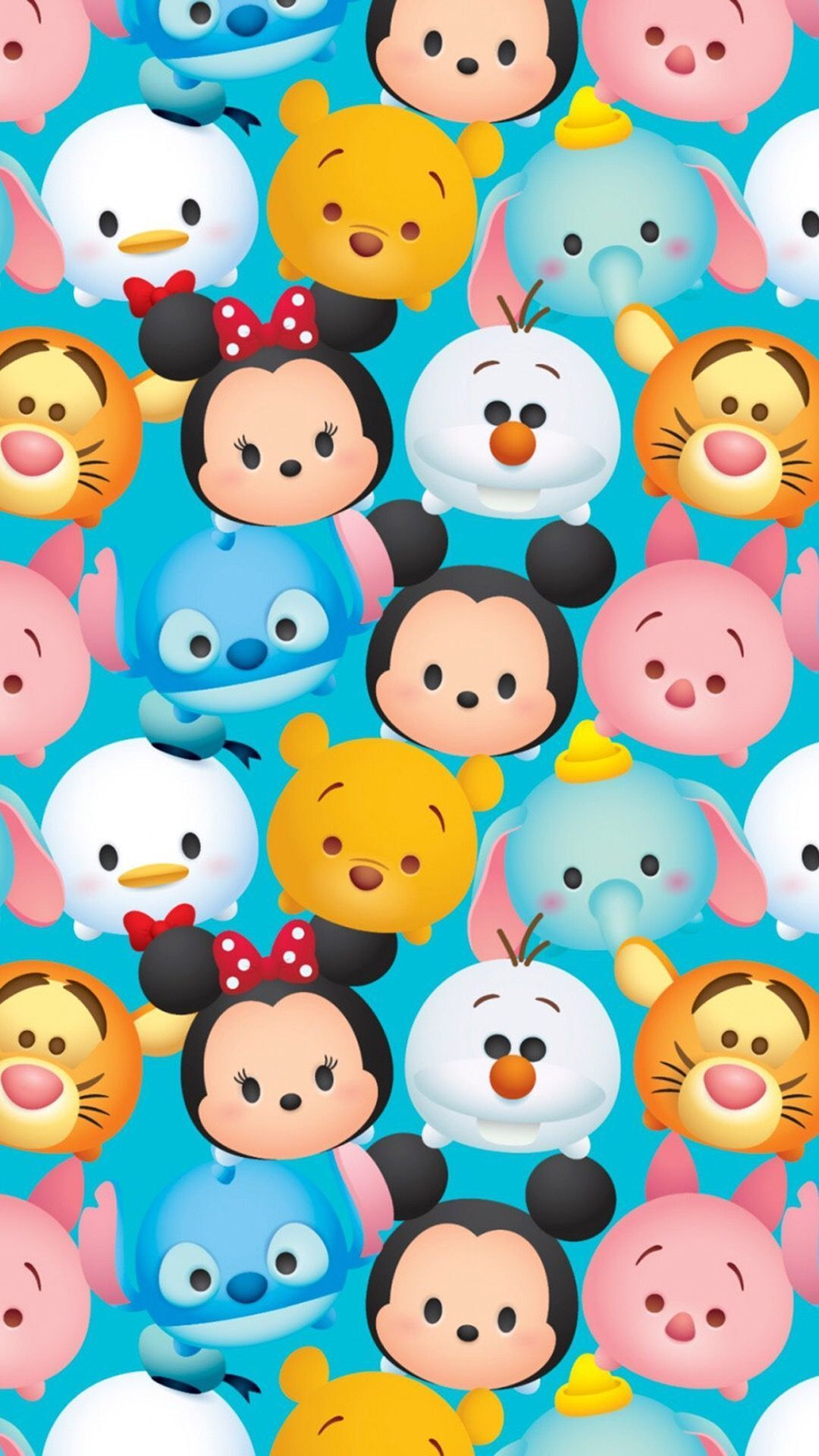Disney Tsum Tsum Wallpapers Top Free Disney Tsum Tsum