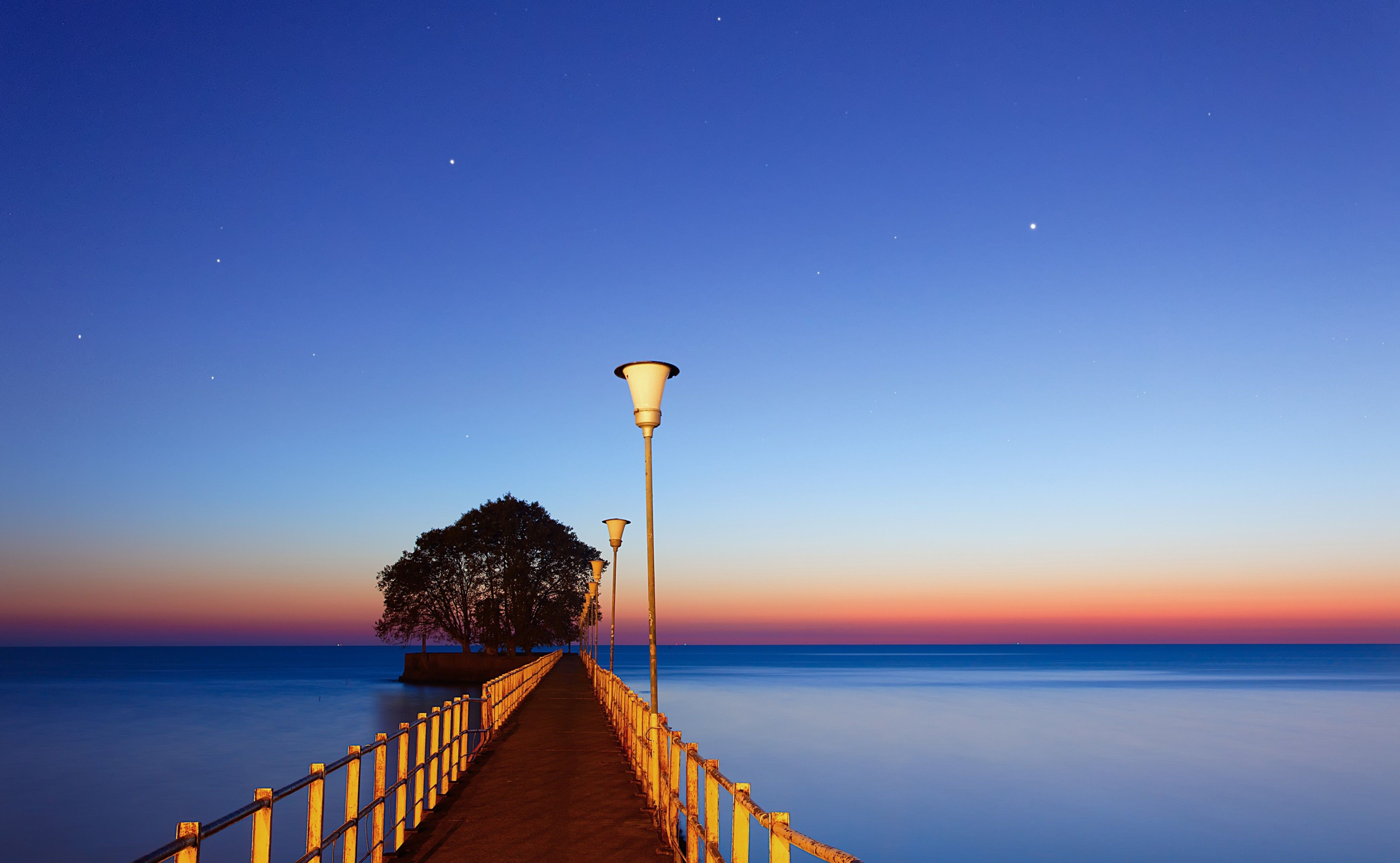 Beach At Night Wallpapers Top Free Beach At Night Backgrounds Wallpaperaccess