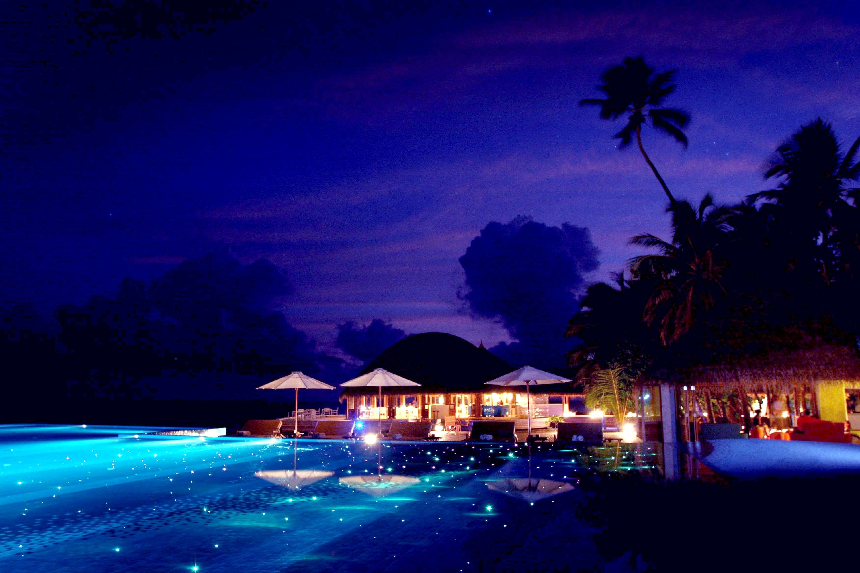 Beach at Night Wallpapers - Top Free Beach at Night ...
