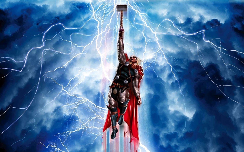 Thor lightning 4k wallpapers top free thor lightning 4k backgrounds wallpaperaccess - Lightning wallpaper 4k ...