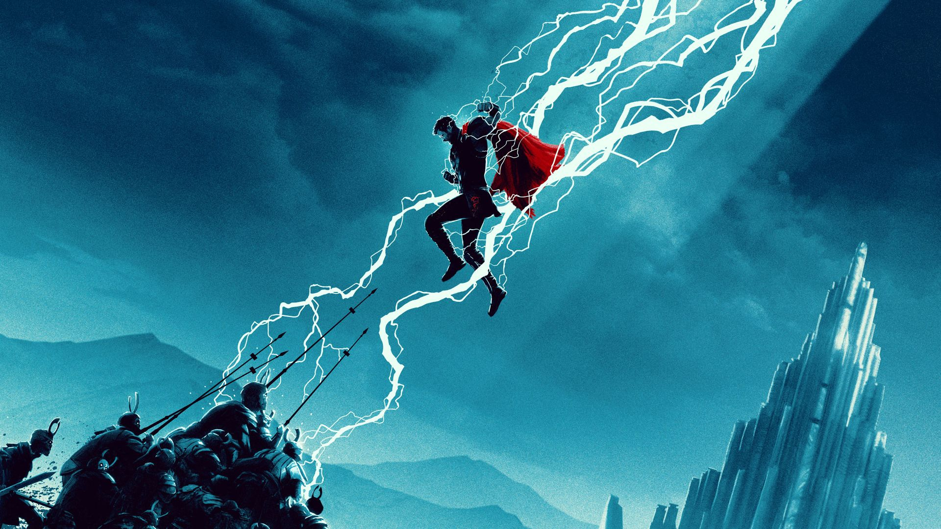 Thor lightning 4k wallpapers top free thor lightning 4k - Free thor wallpaper ...