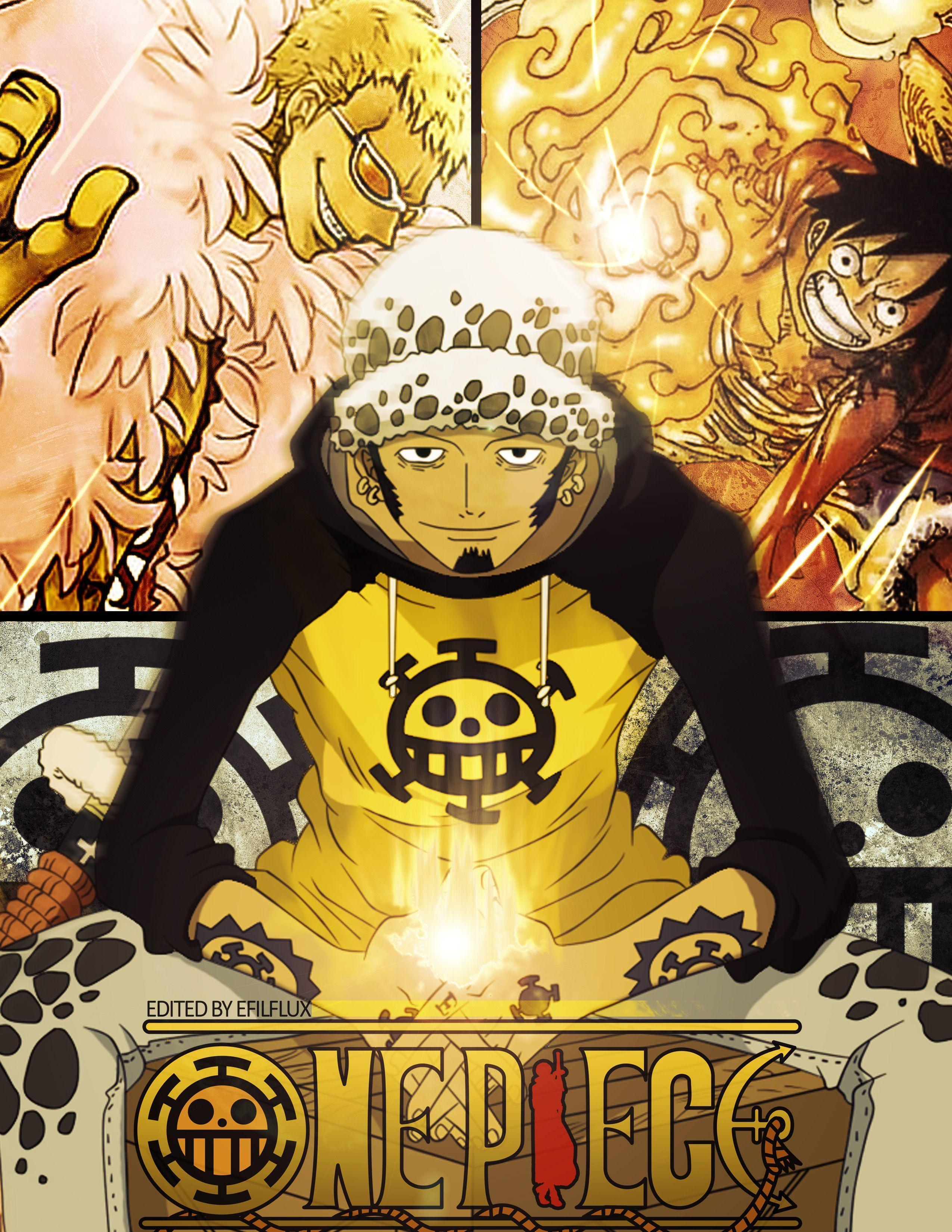 Law One Piece Iphone Wallpapers Top Free Law One Piece