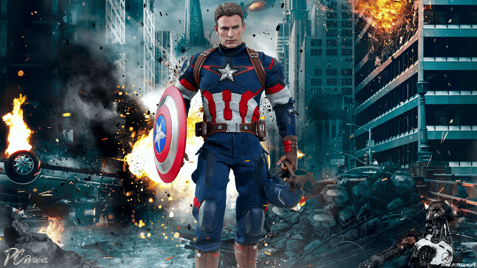 Chris Evans Captain America Wallpapers Top Free Chris Evans