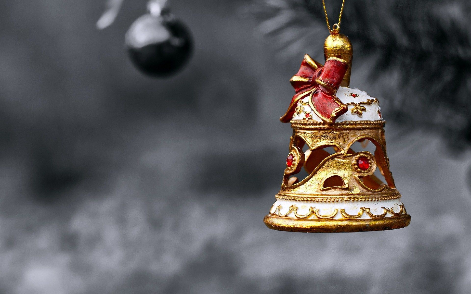 Christmas Bell Wallpapers Top Free Christmas Bell