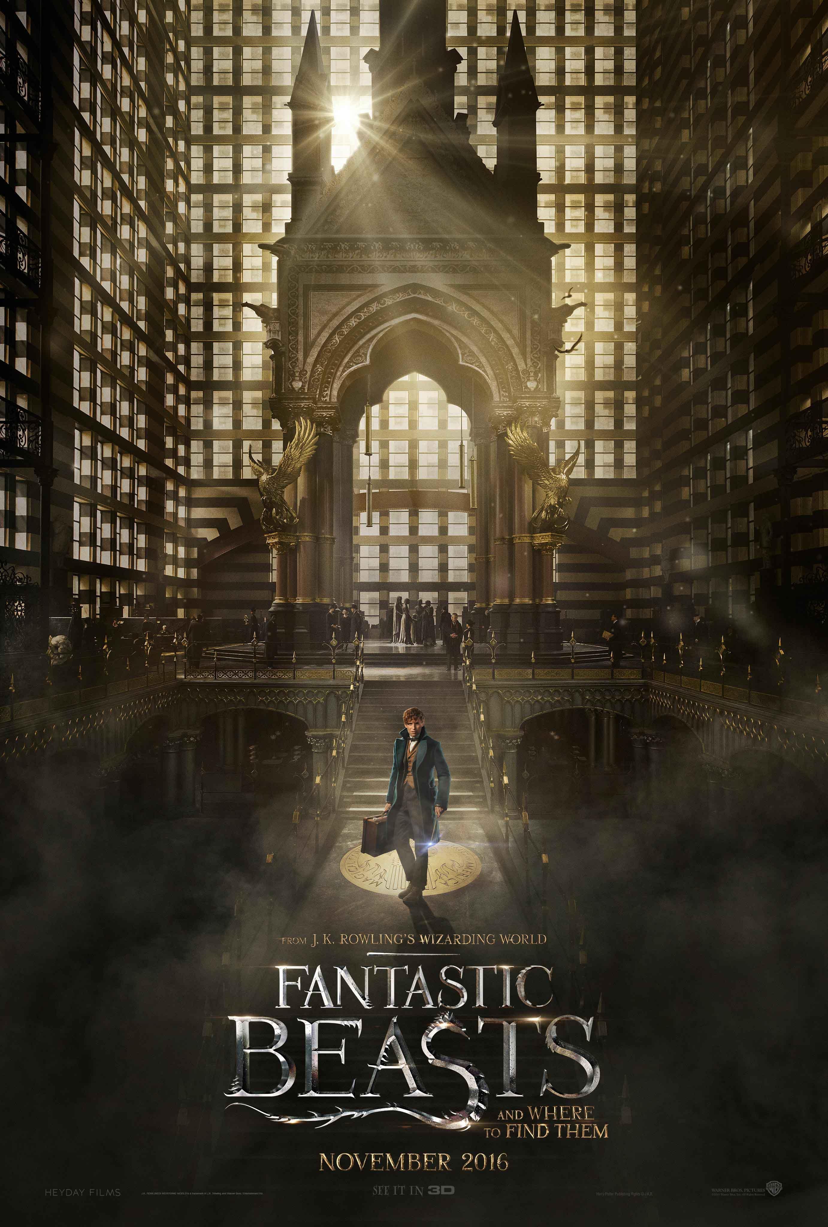 Fantastic Beasts Wallpapers Top Free Fantastic Beasts