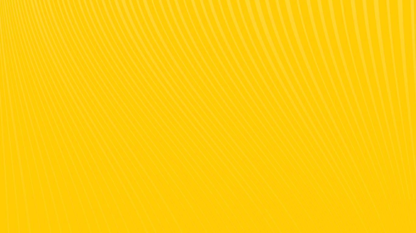 Yellow Minimalist Wallpapers