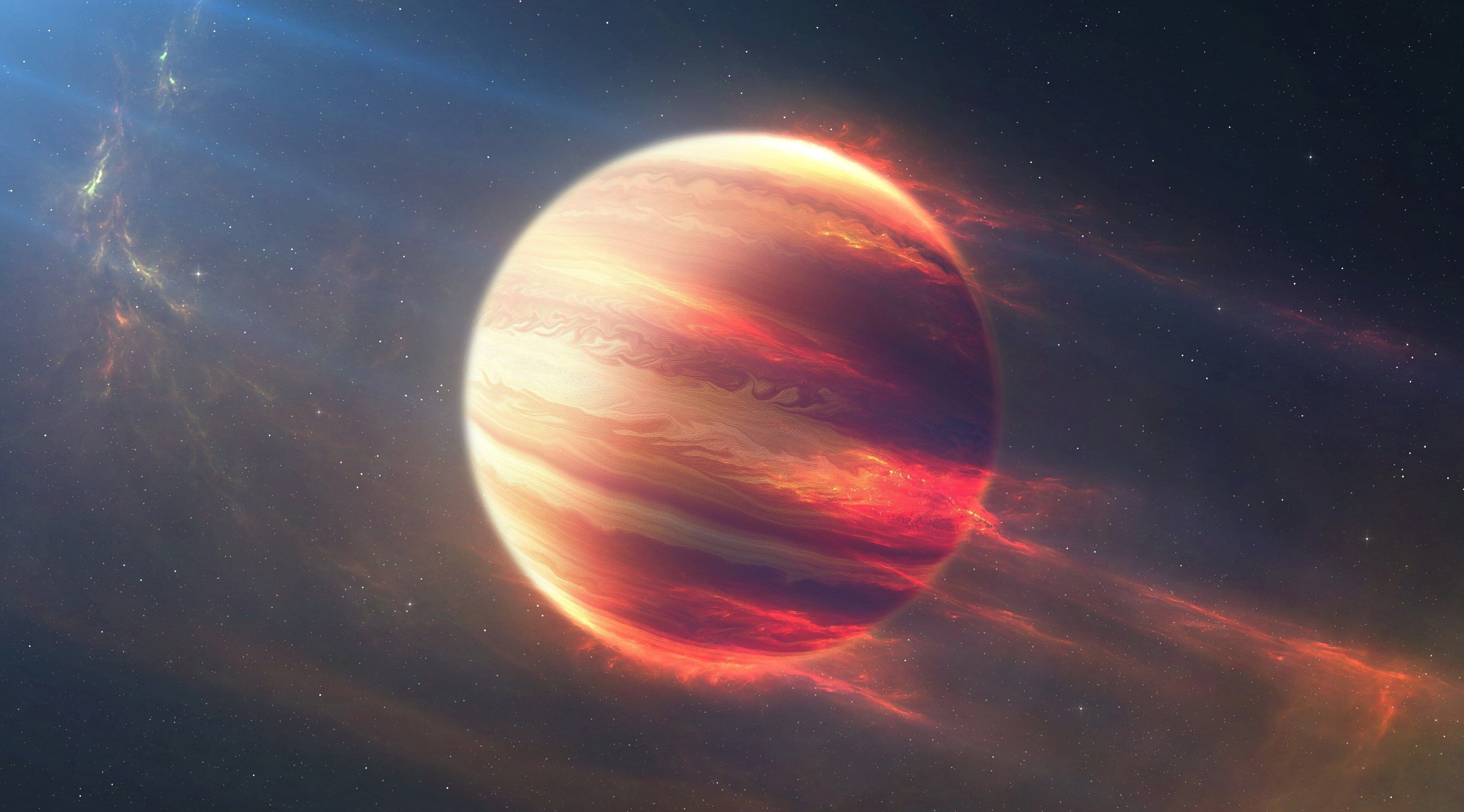 Outer Space Red 4K Wallpapers - Top Free Outer Space Red ...