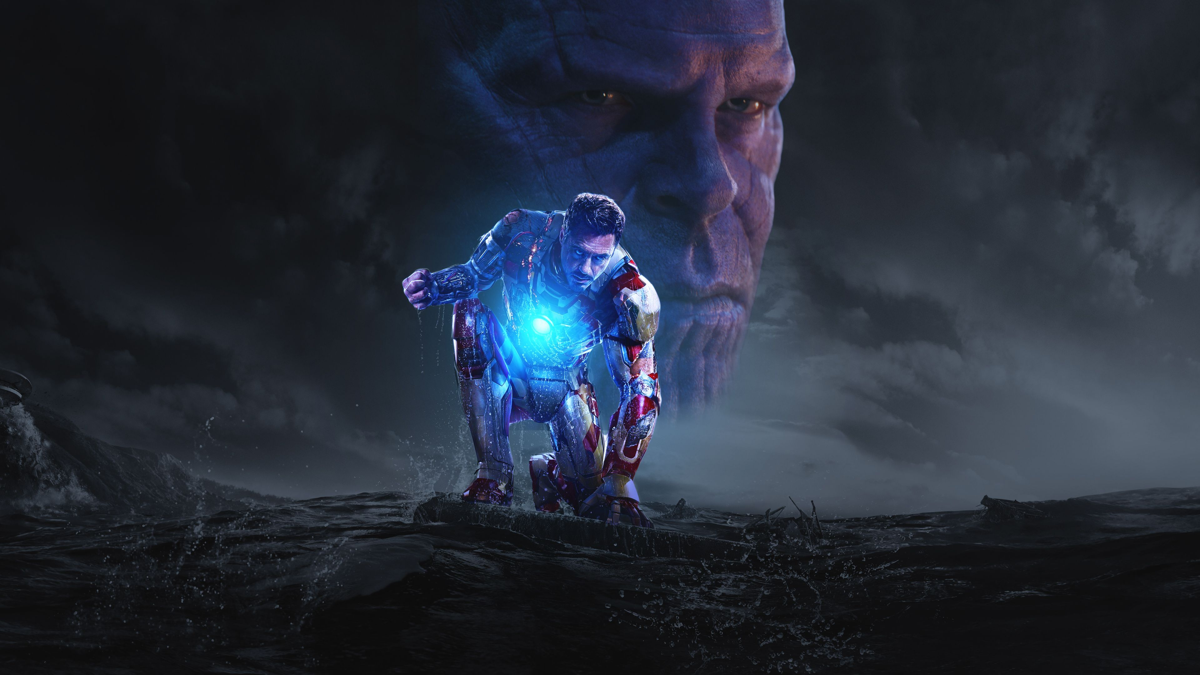 Oled Infinity Gauntlet Wallpapers Top Free Oled Infinity