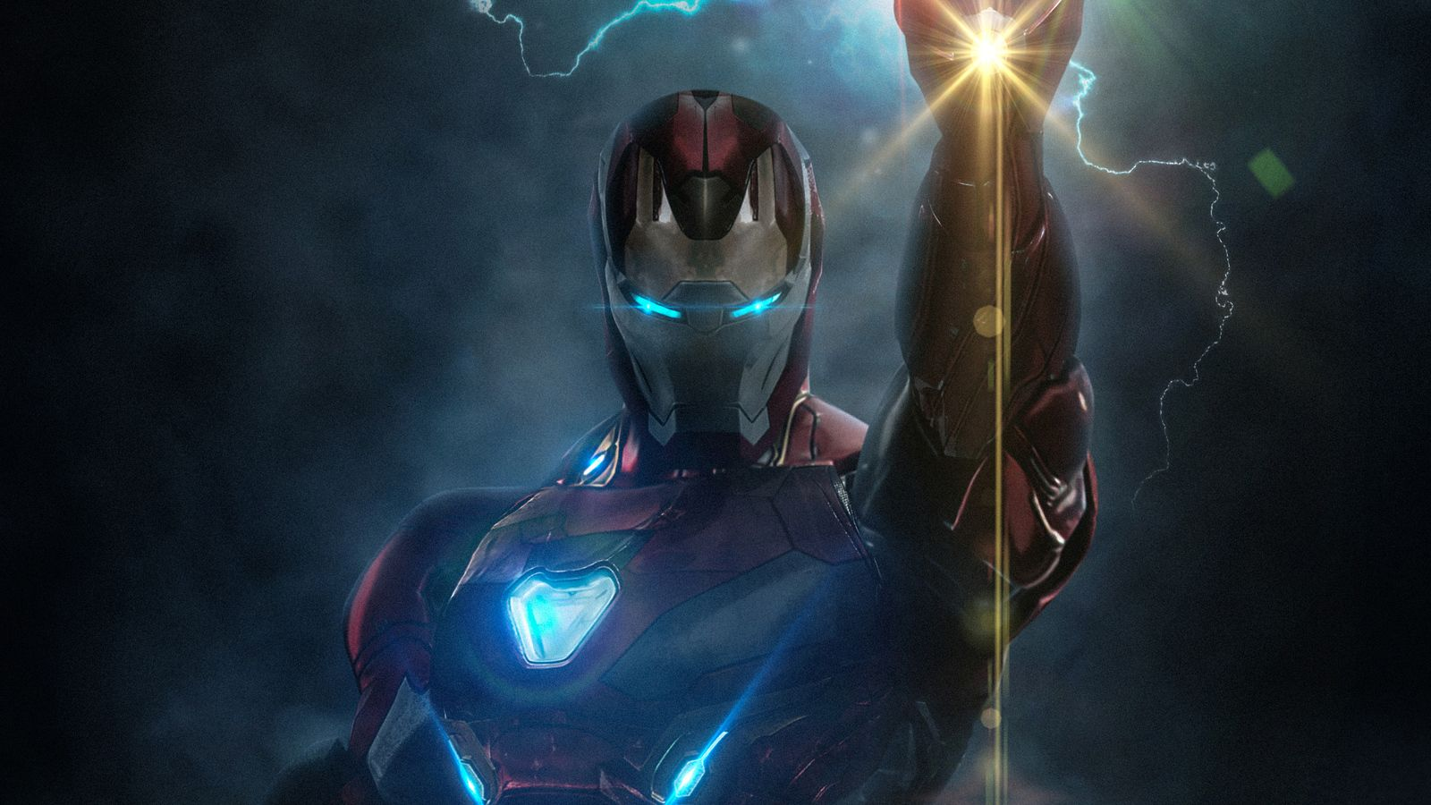 Infinity War Iron Man Wallpapers Top Free Infinity War