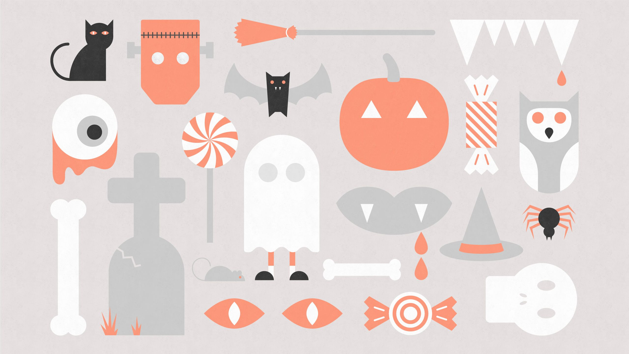 Desktop Aesthetic Halloween Wallpapers , Top Free Desktop