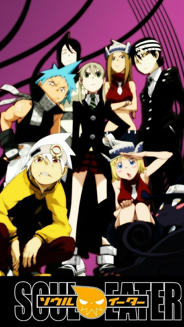 Soul Eater Phone Wallpapers Top Free Soul Eater Phone