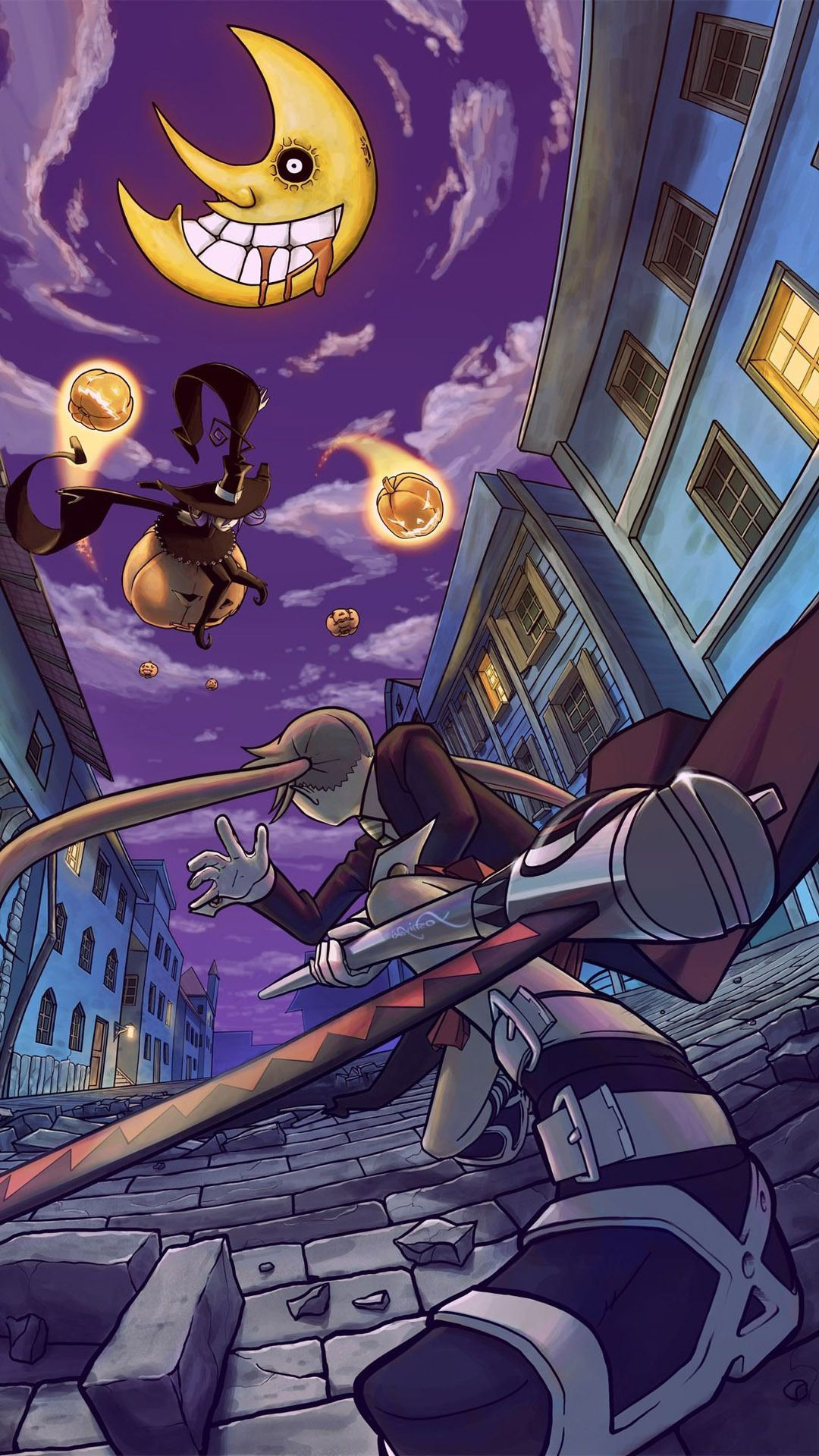 Soul Eater Blair Wallpapers Top Free Soul Eater Blair
