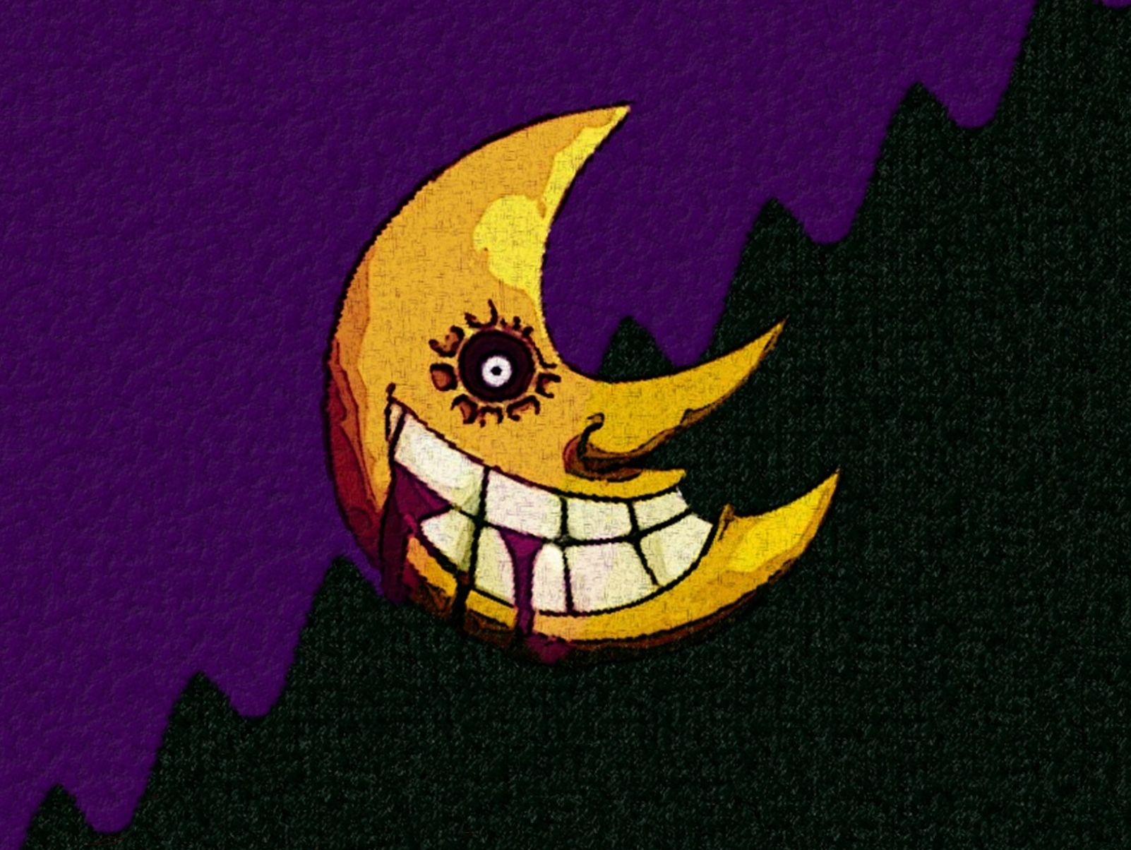 Soul Eater Moon Wallpapers Top Free Soul Eater Moon Backgrounds