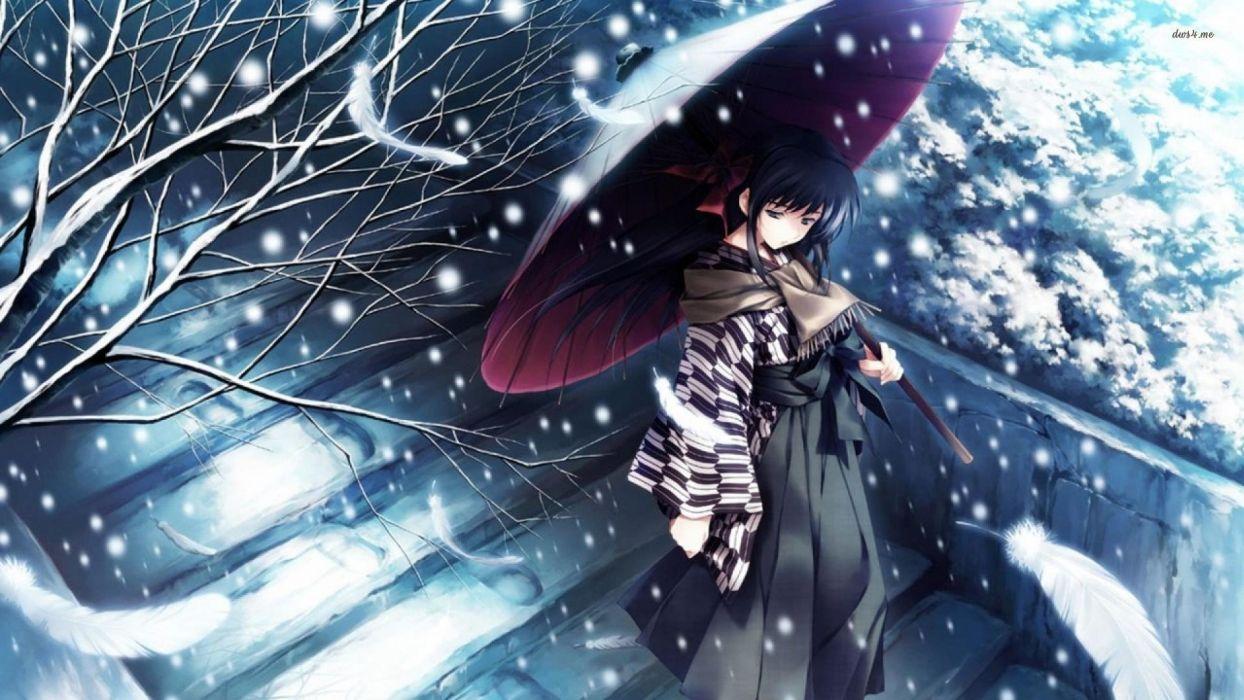 Sad Anime Girl Wallpapers - Top Free Sad Anime Girl Backgrounds