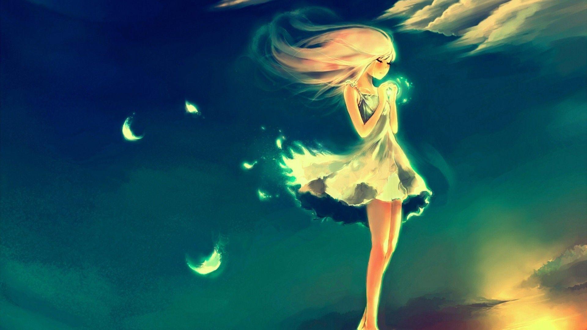 Alone Sad Anime Wallpapers - Top Free Alone Sad Anime ...