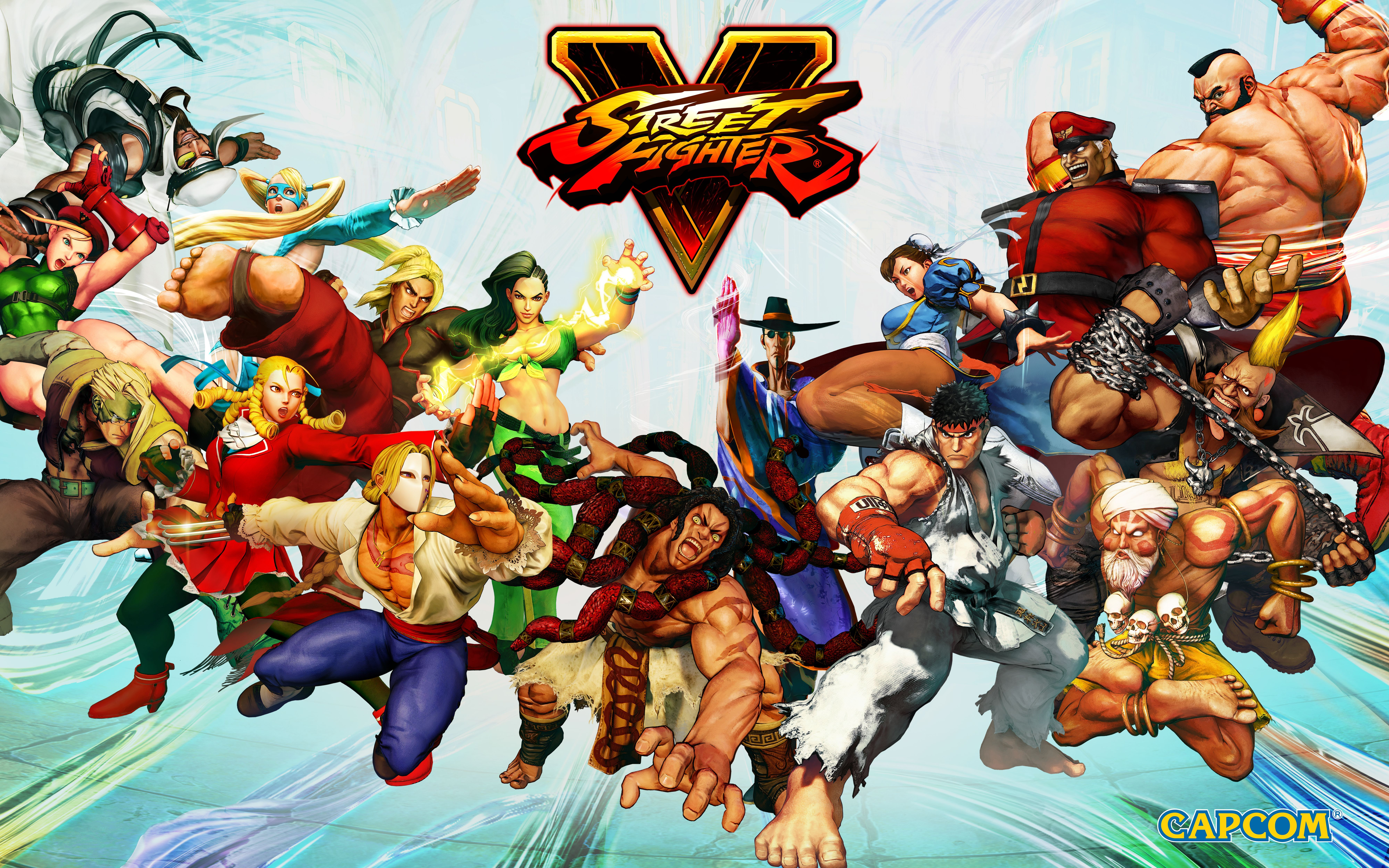 Street Fighter 4k Wallpapers Top Free Street Fighter 4k