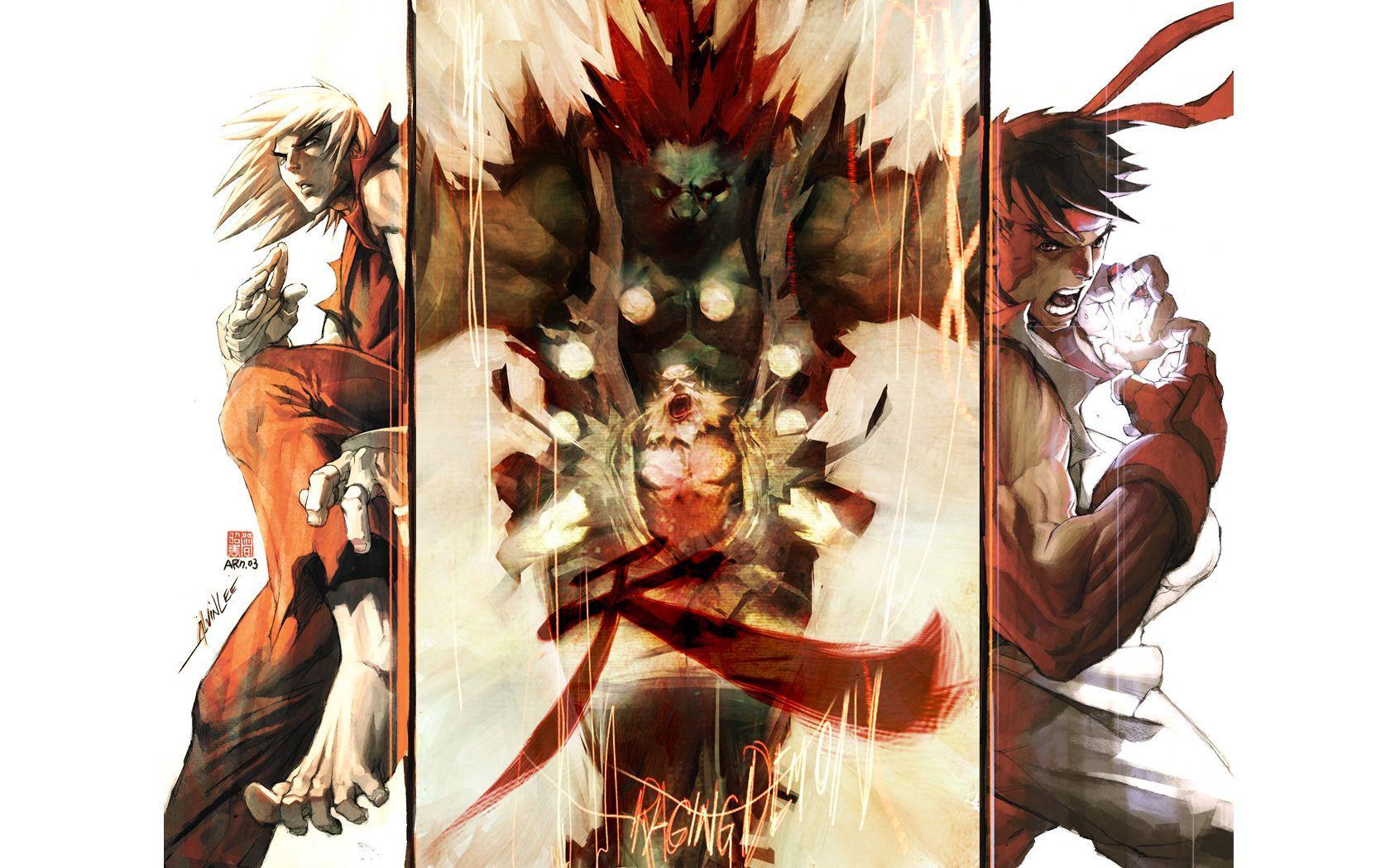 Street Fighter 4K Wallpapers - Top Free Street Fighter 4K