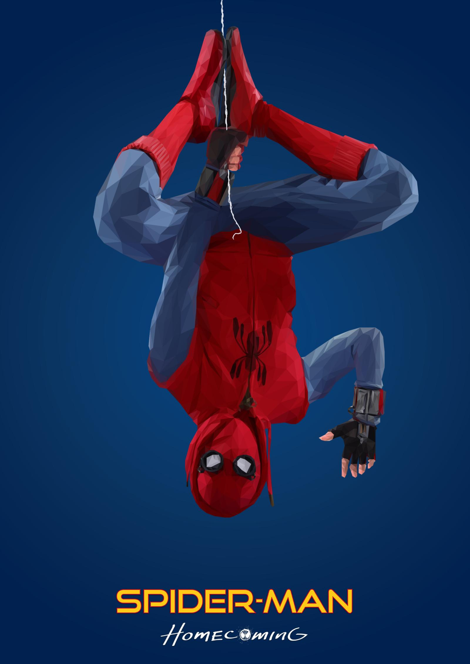 Home Screen Cool Spiderman Wallpapers