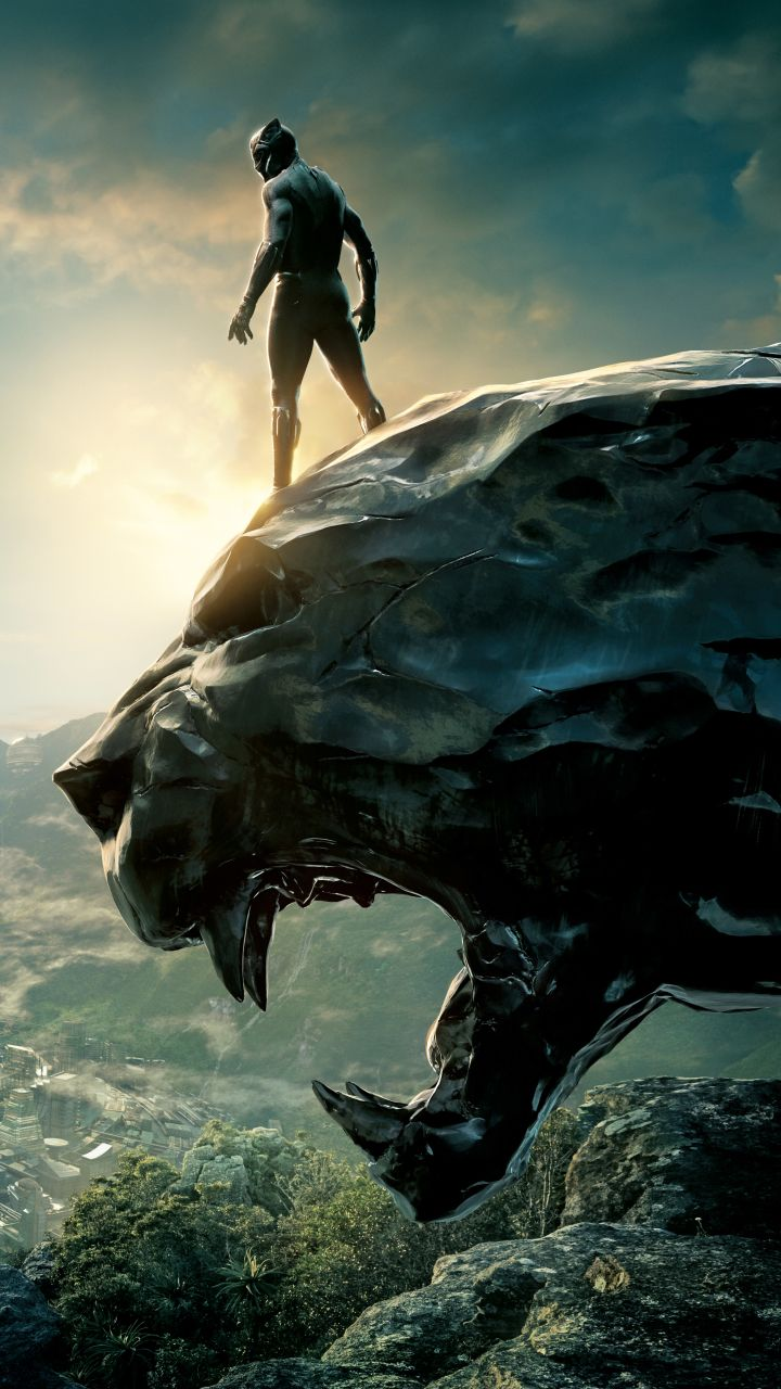 52 Best Free Black Panther Marvel Movie Wallpapers Wallpaperaccess