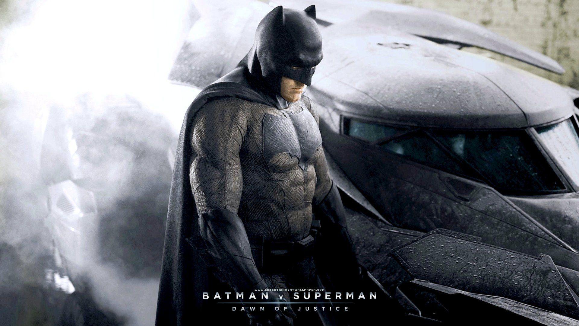 Batman V Superman Dawn Of Justice Promo