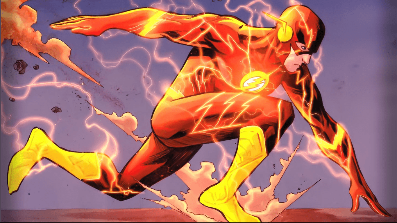 The Flash New 52 Wallpapers - Top Free The Flash New 52 Backgrounds -  WallpaperAccess
