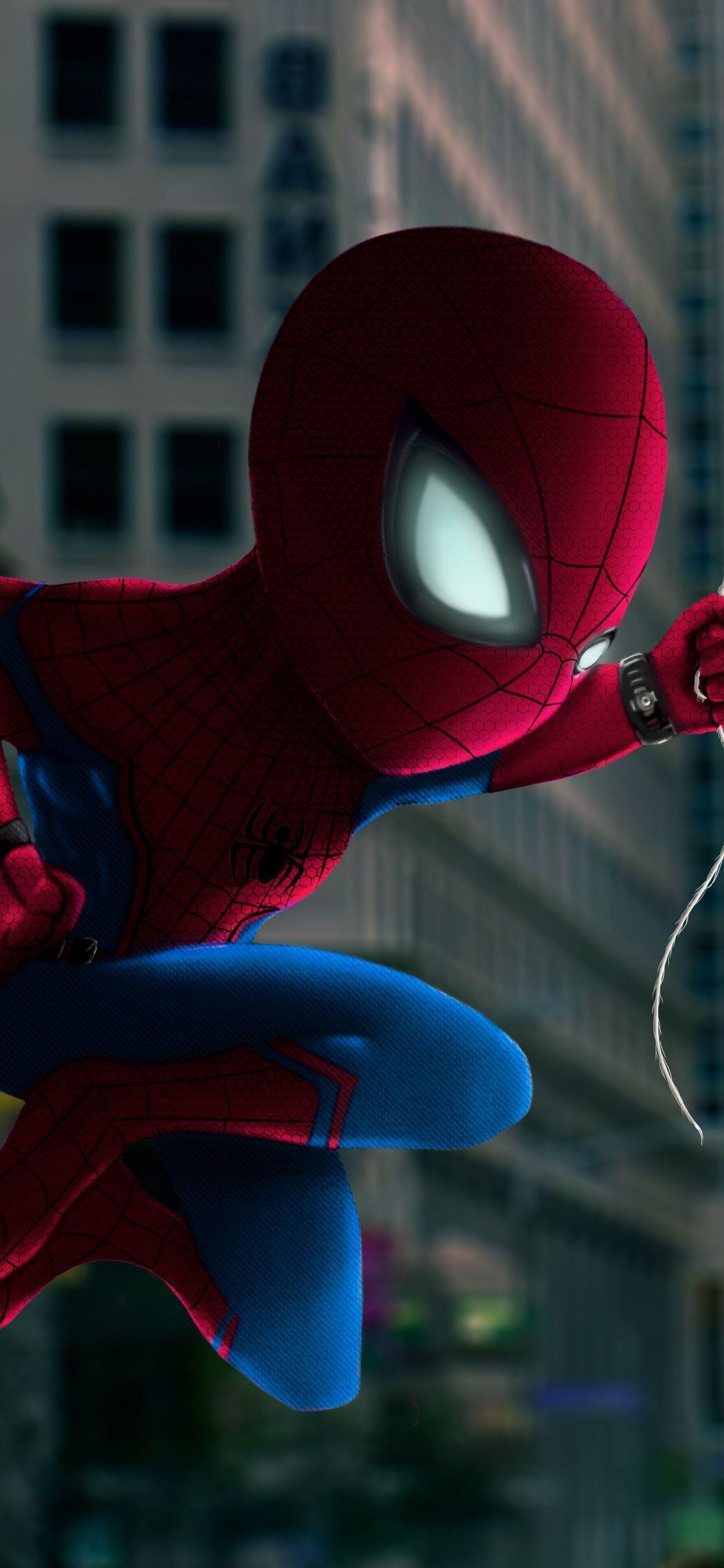 Spiderman iPhone X Wallpapers - Top