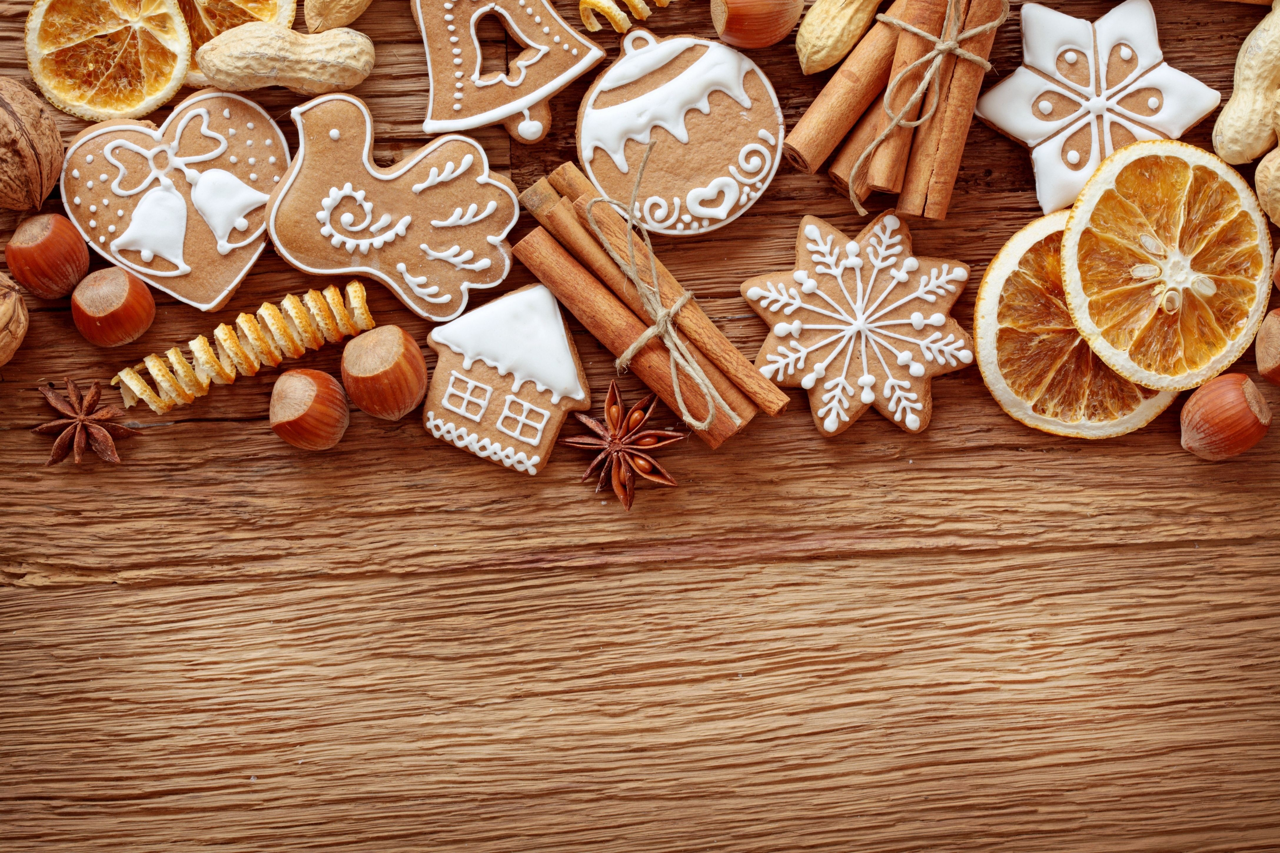 Christmas Gingerbread Wallpapers   Top Free Christmas ...