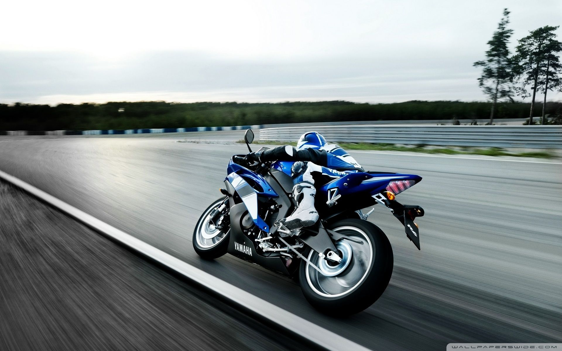 Yamaha Sportbike Wallpapers