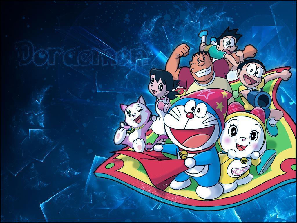 Download 65 Koleksi Wallpaper Animasi Doraemon Hd Foto HD Paling Keren