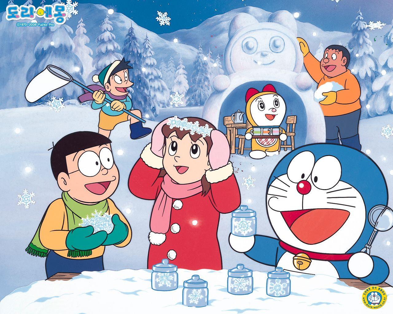 Doraemon Desktop Wallpapers Top Free Doraemon Desktop