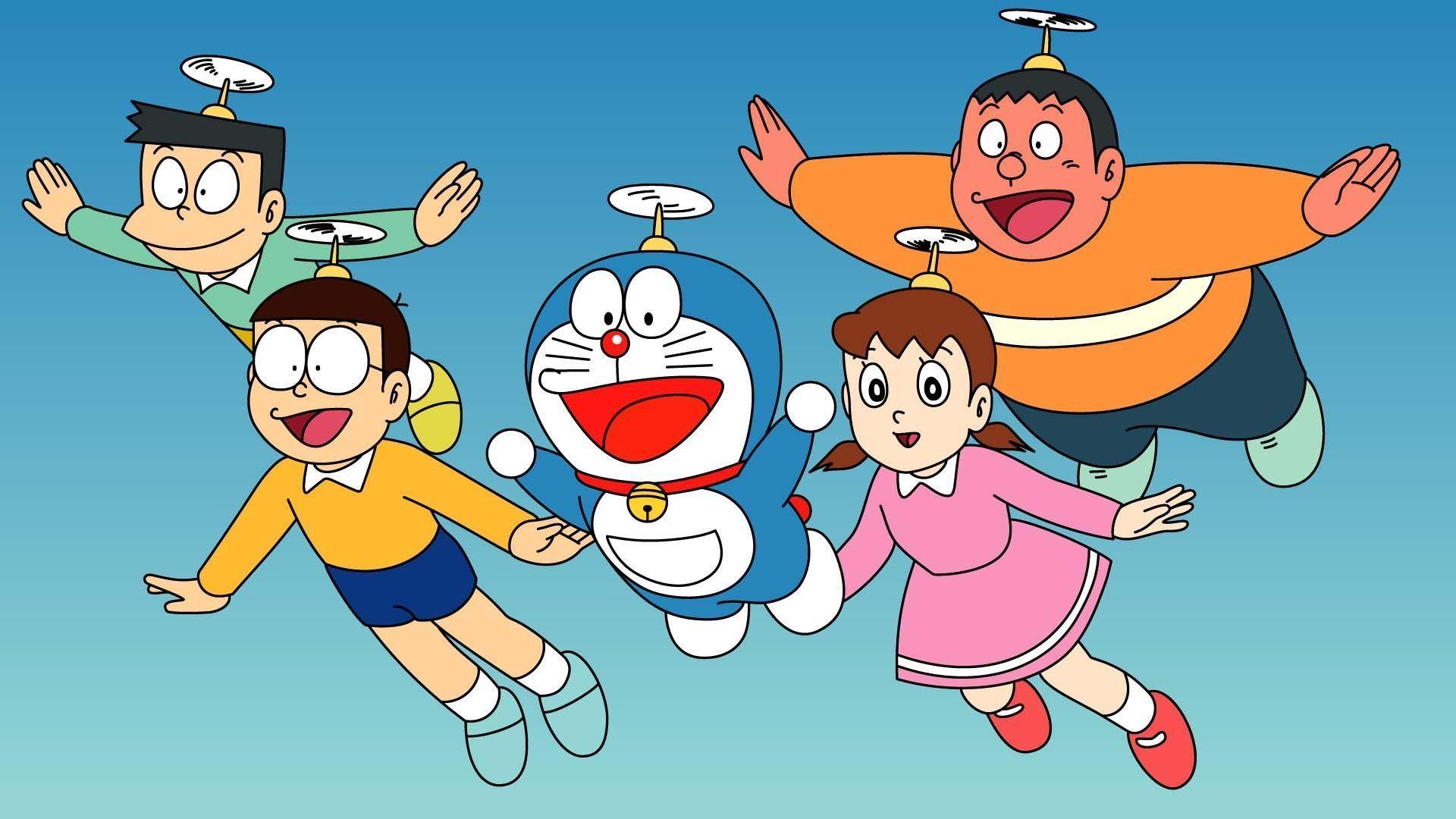 80 Koleksi Wallpaper Hp Doraemon Bergerak HD Terbaik